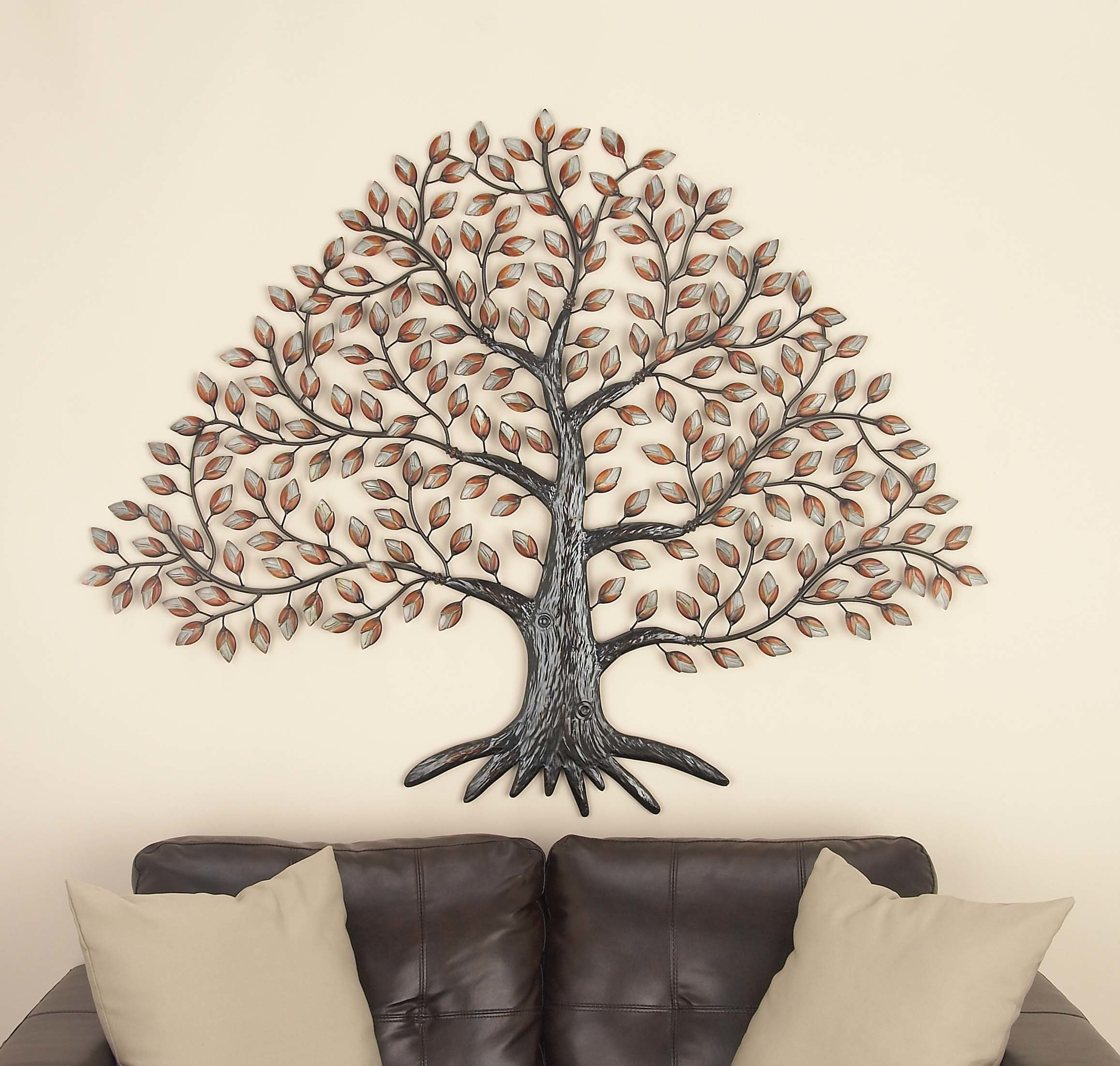 Windswept Tree Wall Decor | Wayfair Within Windswept Tree Wall Decor By World Menagerie (View 17 of 30)