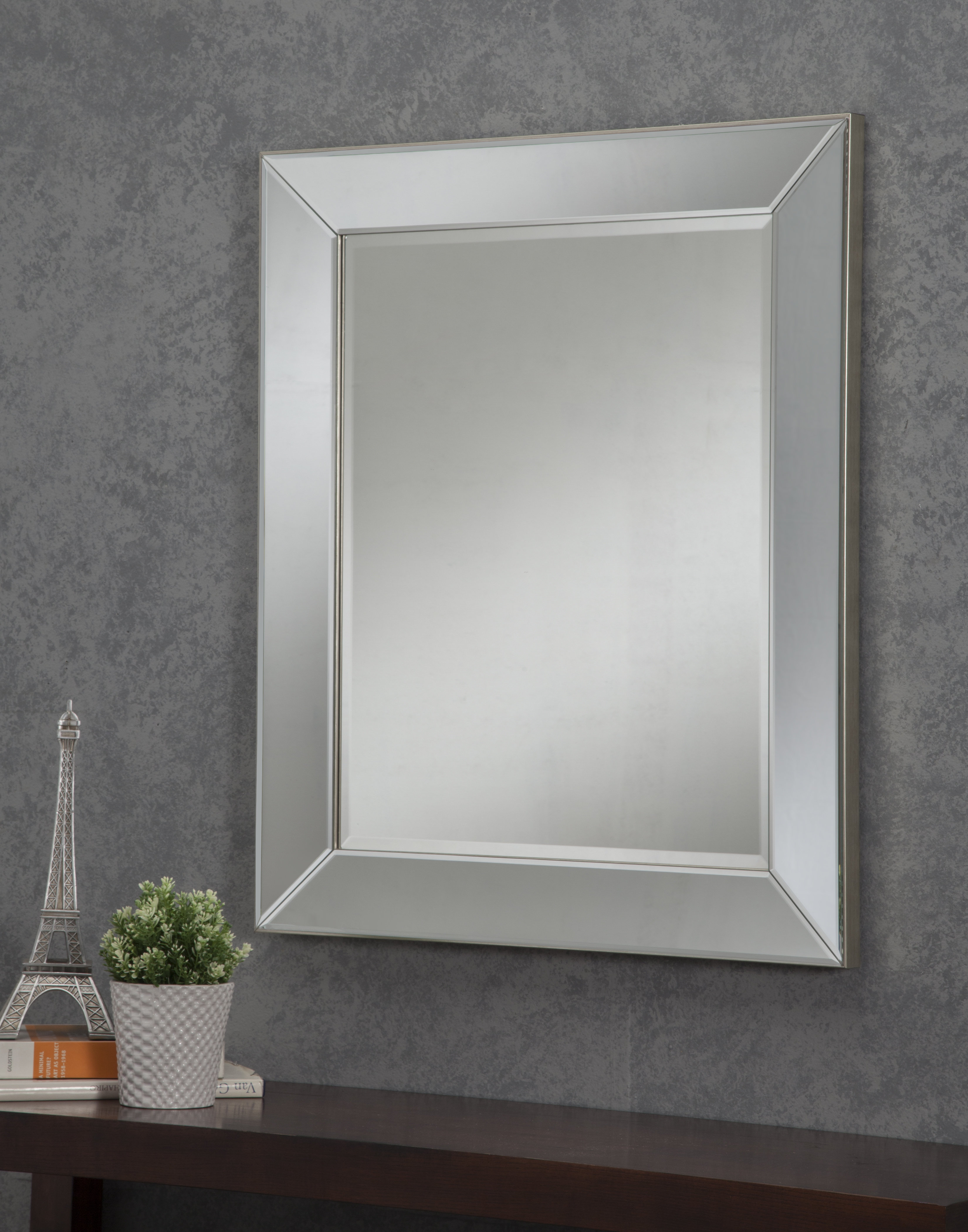 Wire Mirror | Wayfair for Boyers Wall Mirrors (Image 30 of 30)
