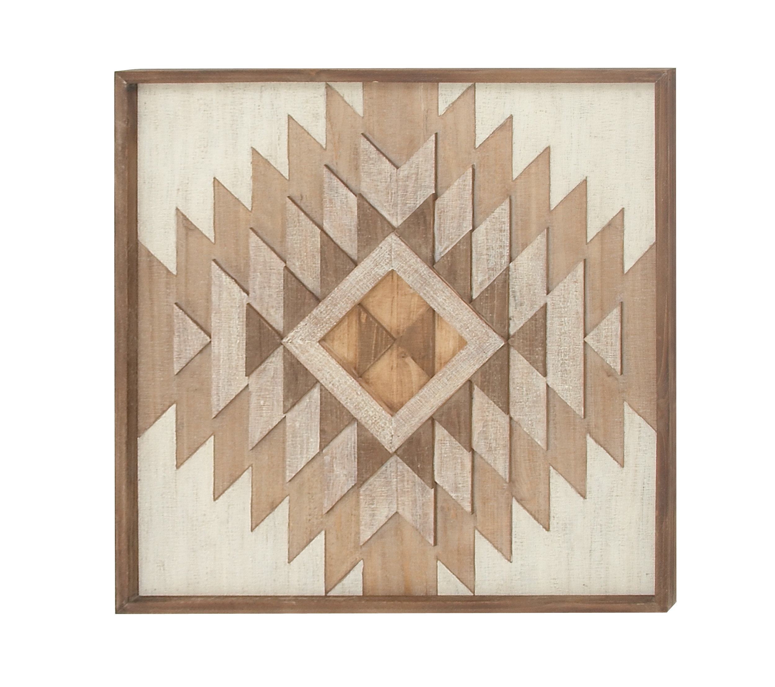 Wood Plaque Wall Décor inside Set of 3 Contemporary 6, 9, and 11 Inch Gold Tin Starburst Sculptures (Image 30 of 30)
