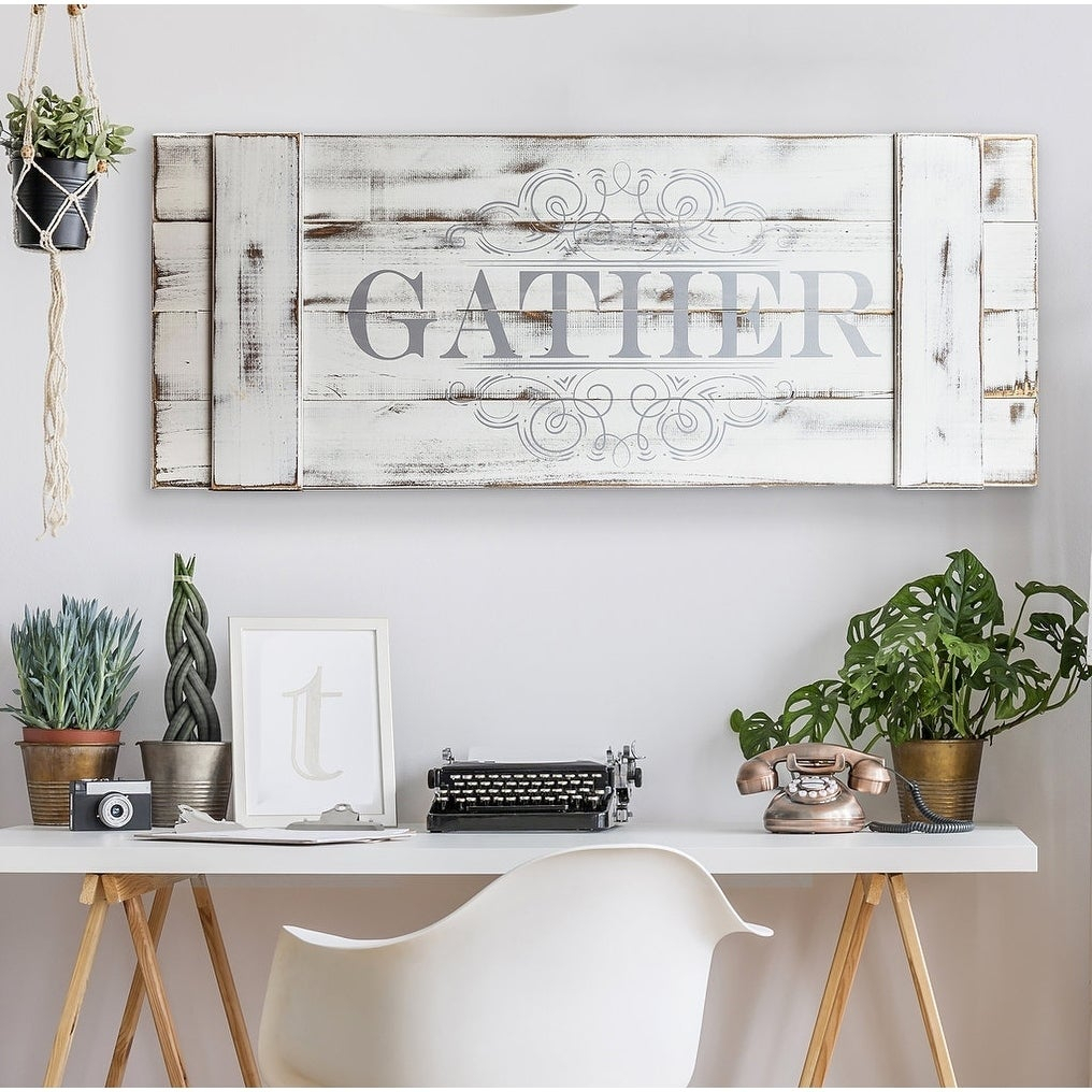 Wood Wall Art | Find Great Art Gallery Deals Shopping At In Panel Wood Wall Decor Sets (set Of 2) (View 19 of 30)