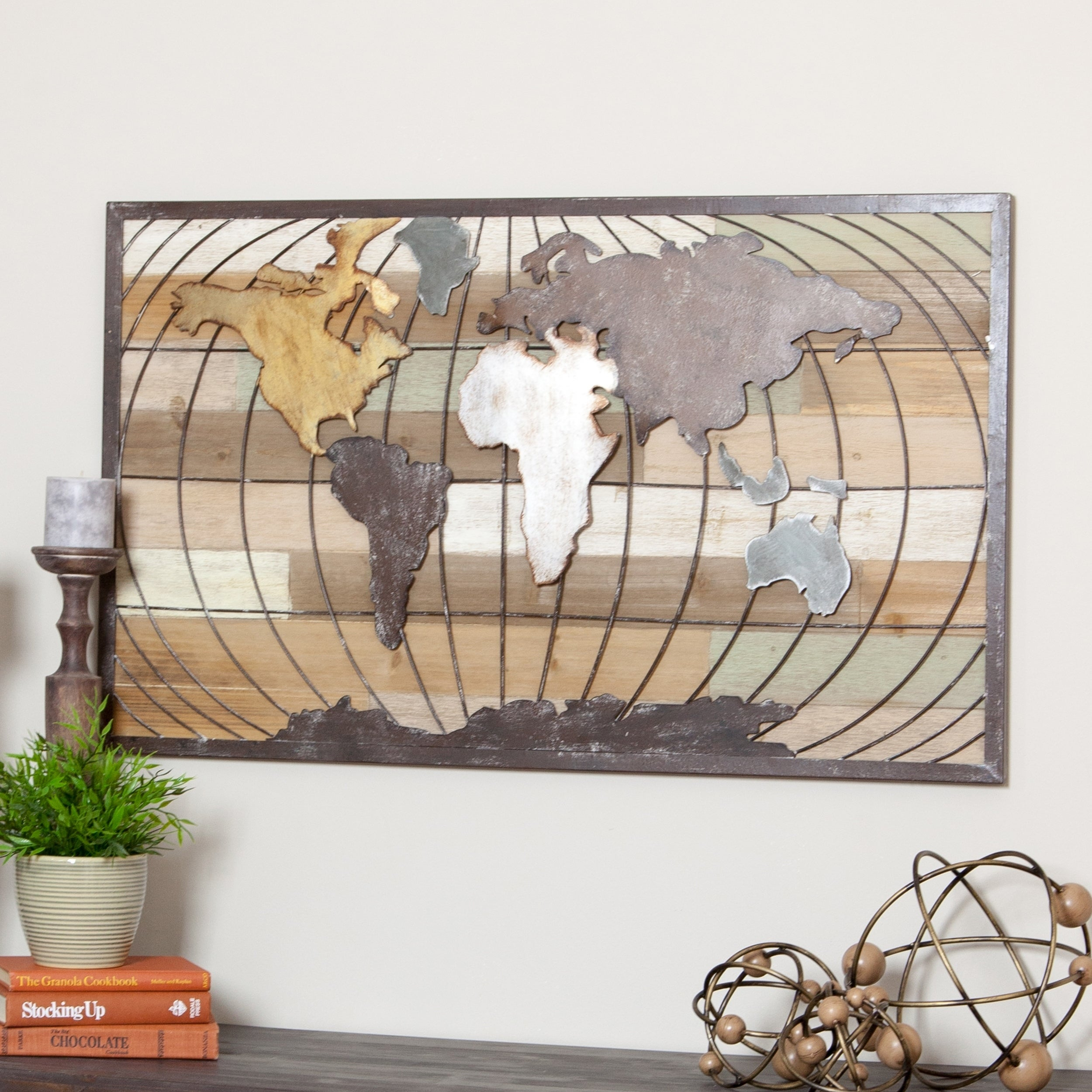 Wood Wall Art | Find Great Art Gallery Deals Shopping At In Panel Wood Wall Decor Sets (set Of 2) (View 7 of 30)
