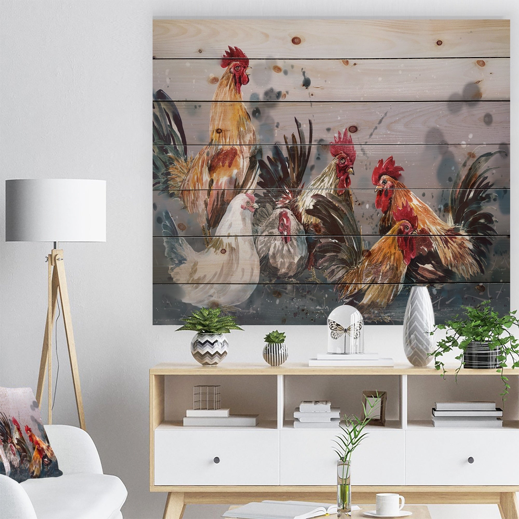 Wood Wall Art | Find Great Art Gallery Deals Shopping At With 2 Piece Panel Wood Wall Decor Sets (set Of 2) (View 20 of 30)