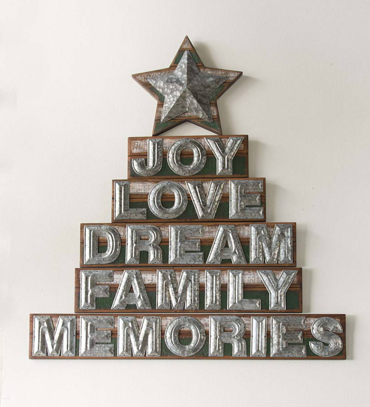 "Words Of Wisdom Wall Art, Joy regarding In-a-Word ""welcome"" Wall Decor by Fireside Home (Image 30 of 30)"