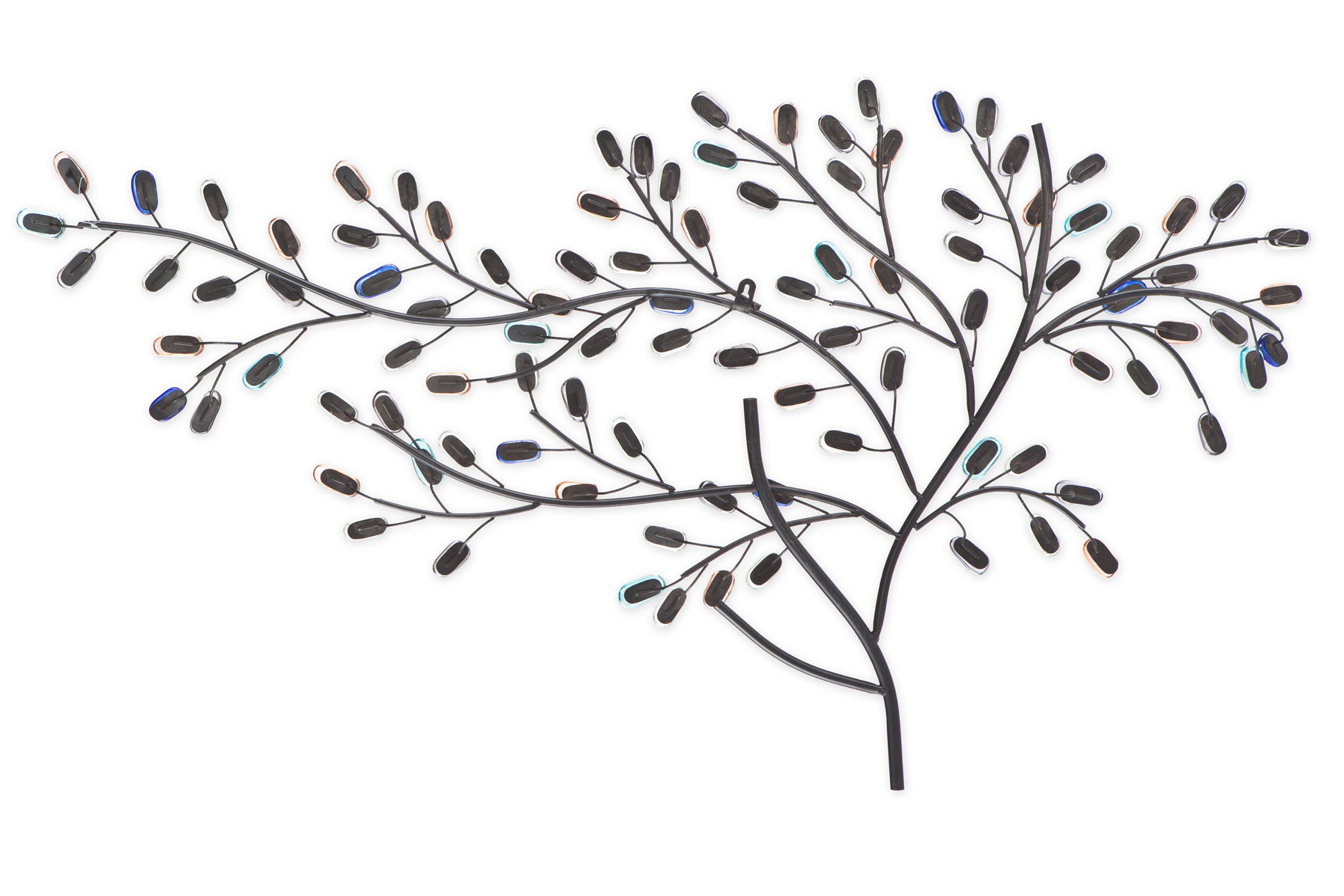World Menagerie Windswept Tree Wall Décor & Reviews | Wayfair (View 2 of 30)