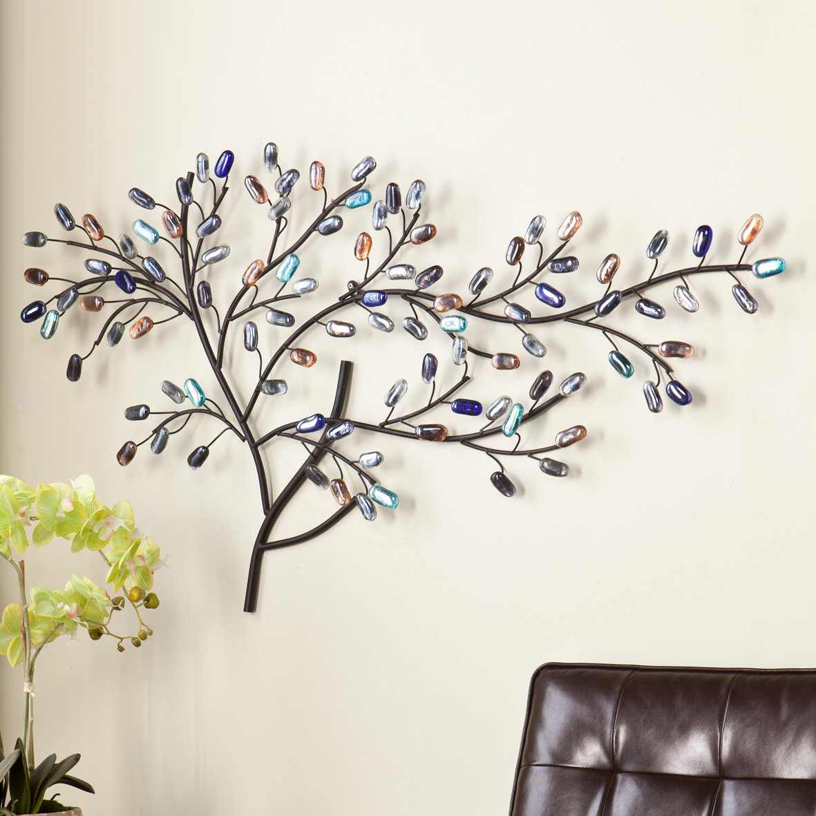 Featured Photo of Windswept Tree Wall Decor