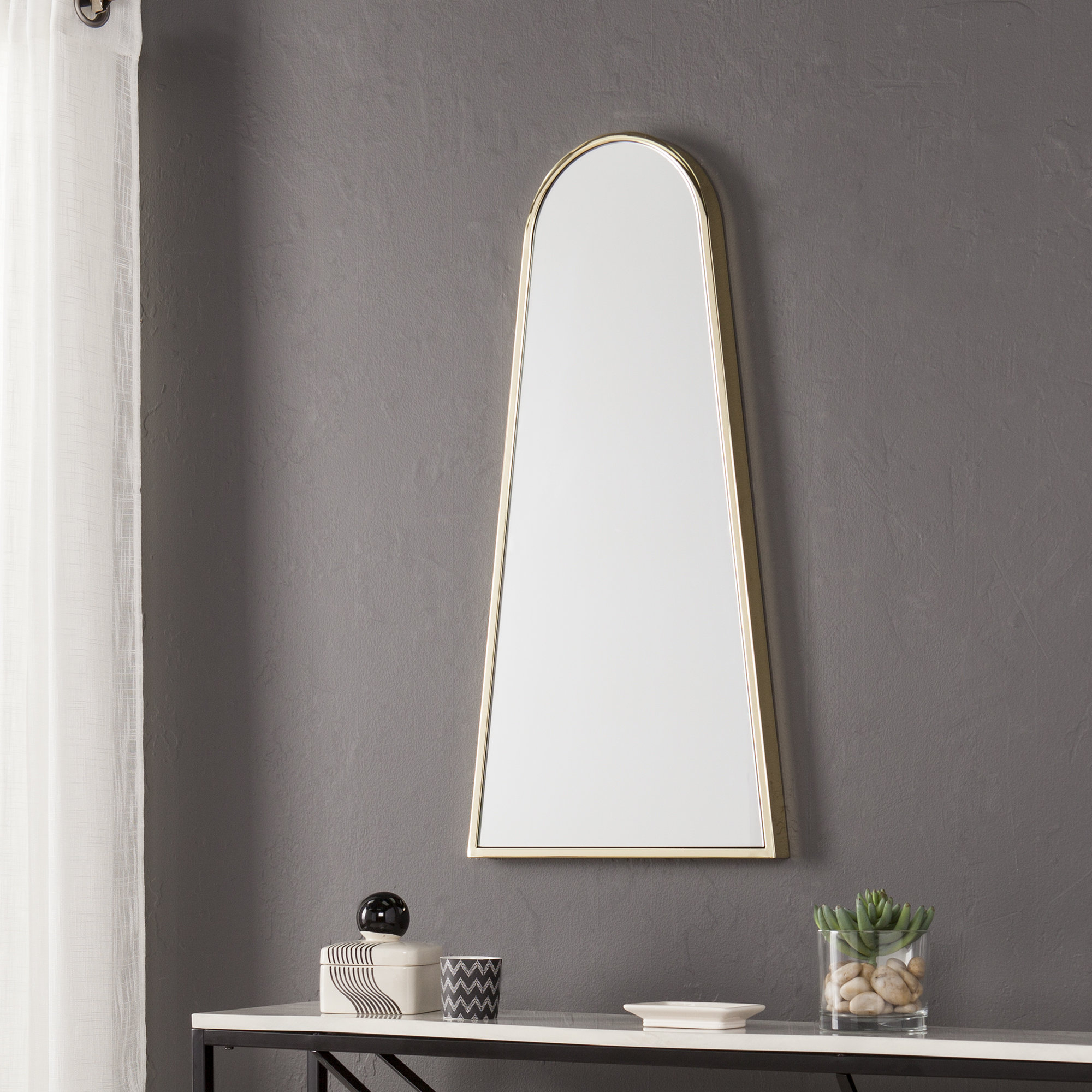 Wyncote Accent Mirror Throughout Kayden Accent Mirrors (View 9 of 30)