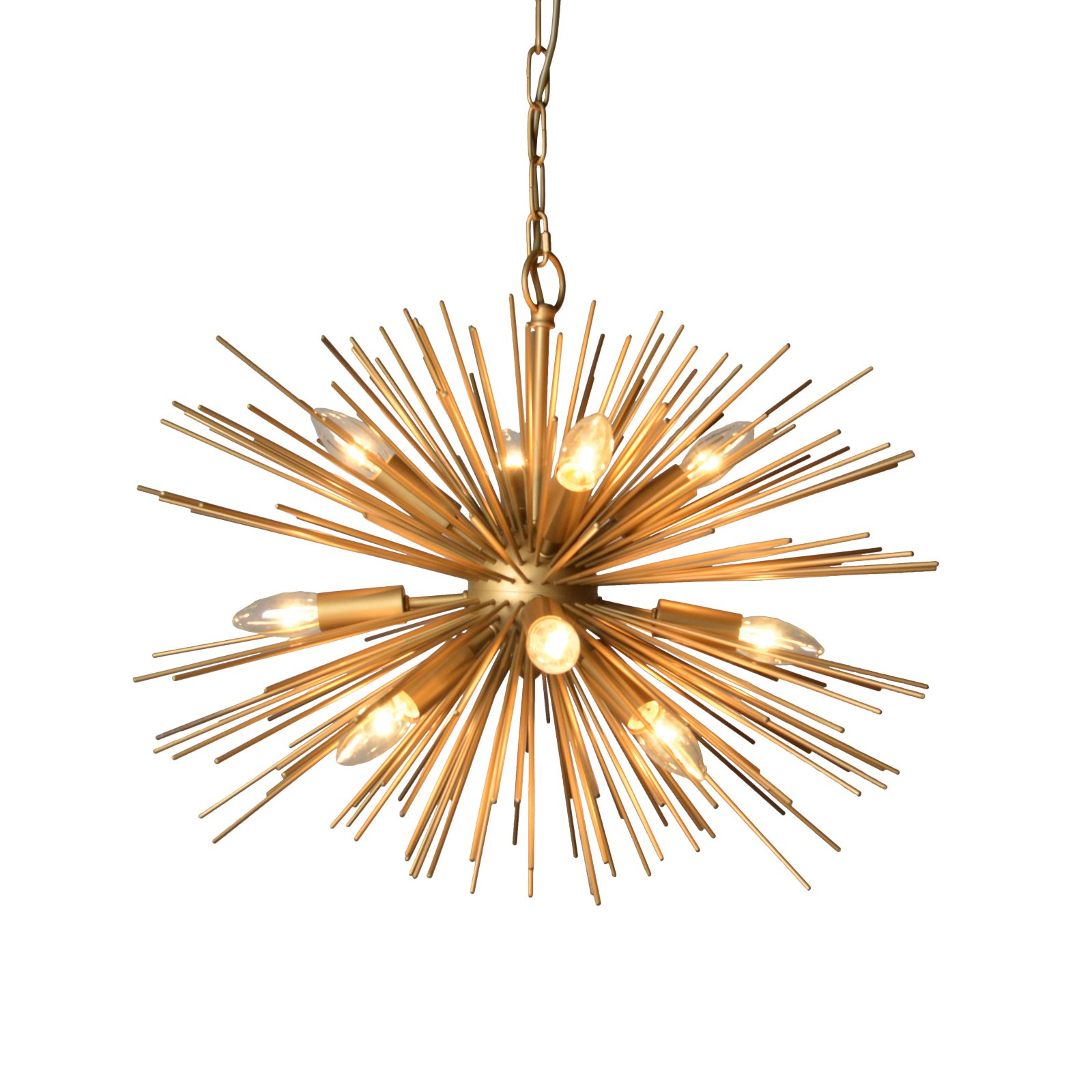 Y Decor Lz3349 12 Chandelier | Products In 2019 | Chandelier Throughout Nelly 12 Light Sputnik Chandeliers (View 4 of 30)