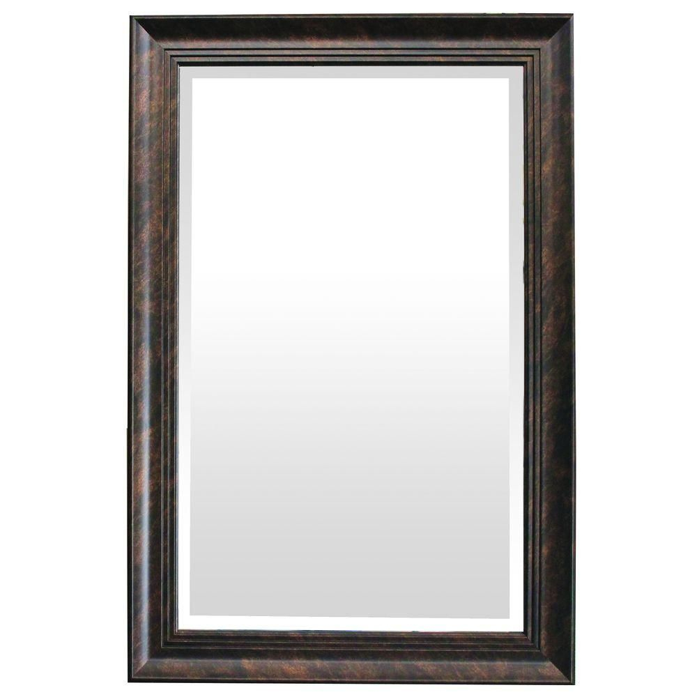 Yosemite Home Decor Mirror Frame In Dark Bronze Color Within Maude Accent Mirrors (View 4 of 30)