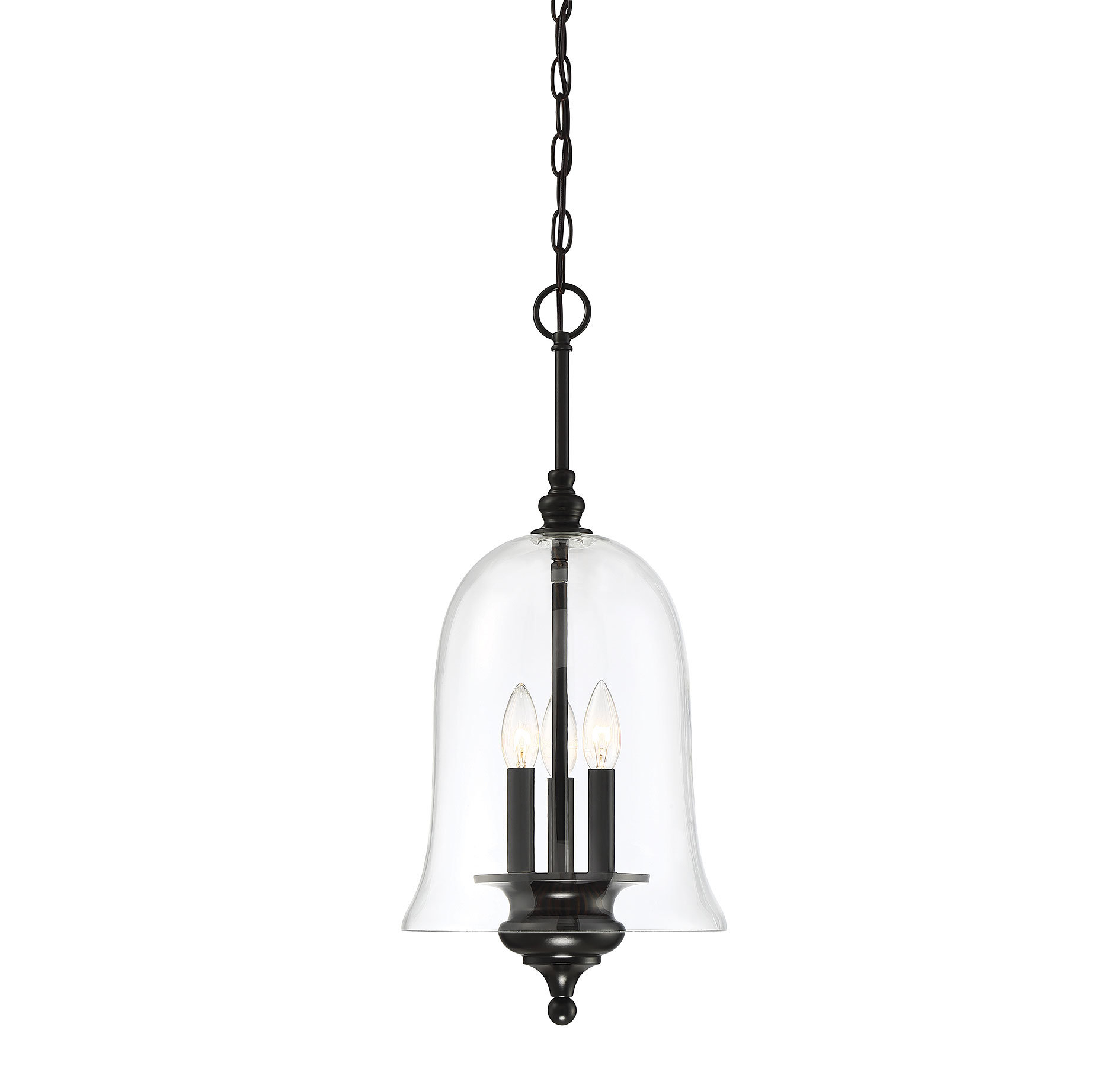 Youngberg 3 Light Single Bell Pendant With Regard To Yarger 1 Light Single Bell Pendants (Photo 11 of 30)
