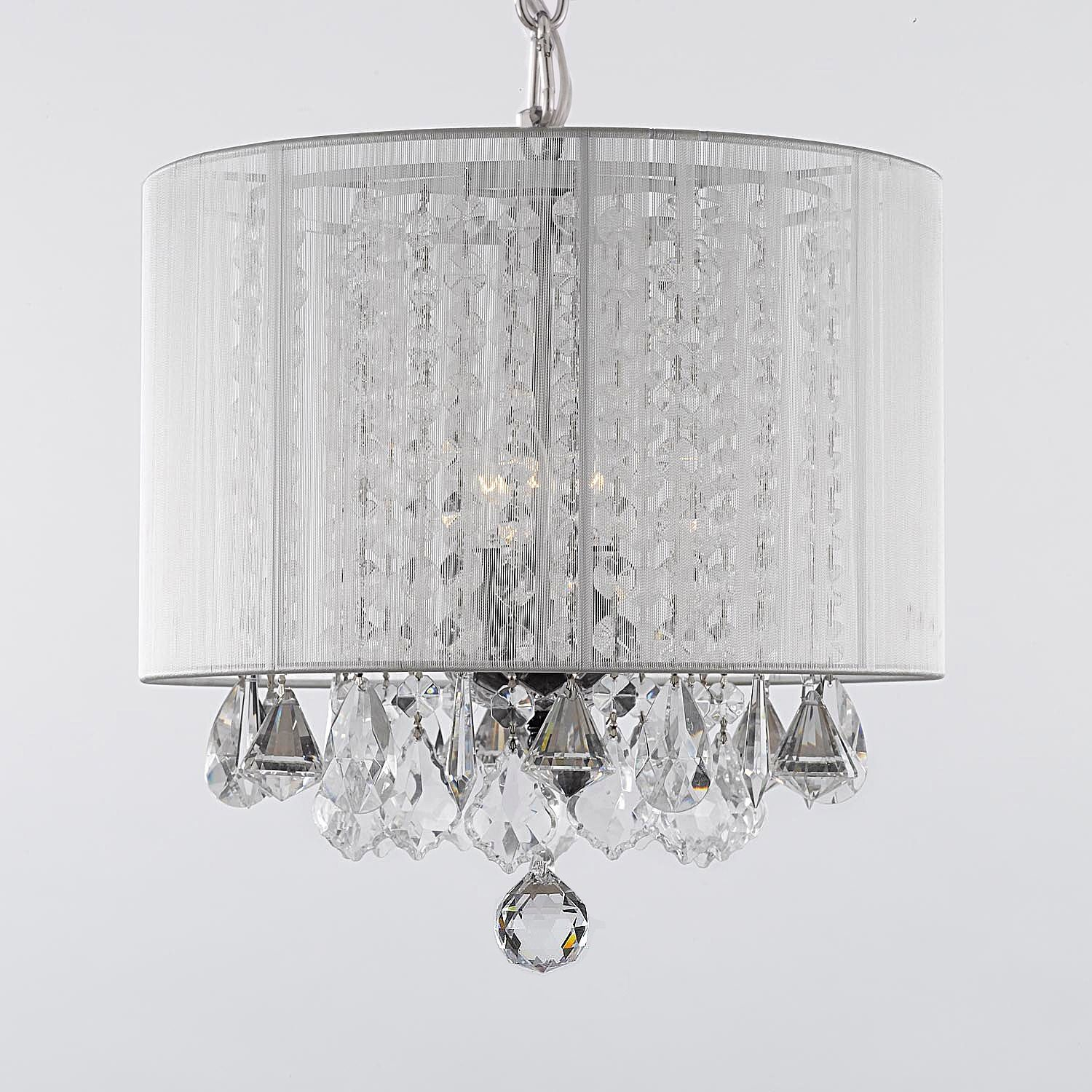 Your Dining Room Will Gain A Sophisticated Air With This Throughout Benedetto 5 Light Crystal Chandeliers (View 9 of 30)