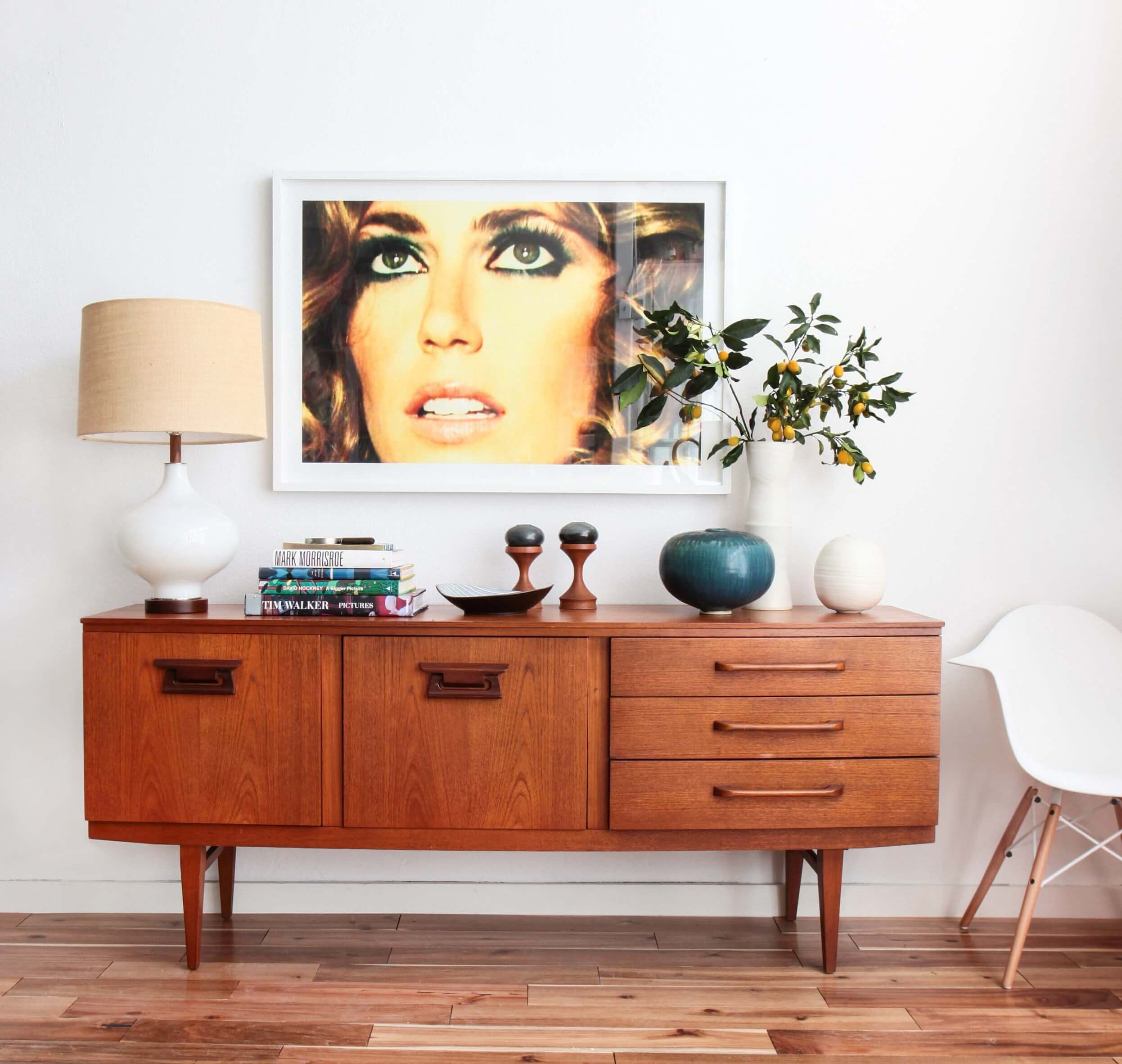 108 Of Our Favorite Credenzas (At Every Price Point) – Emily With Contemporary Style Wooden Buffets With Two Side Door Storage Cabinets (View 1 of 30)