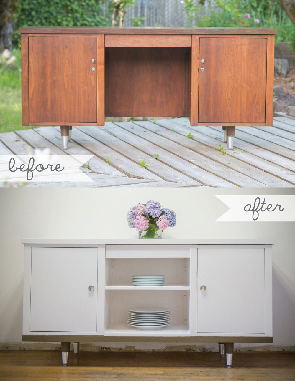 $130 Diy Mid Century Modern Buffet — Work About House Intended For Modern Mid Century Buffets (View 12 of 30)