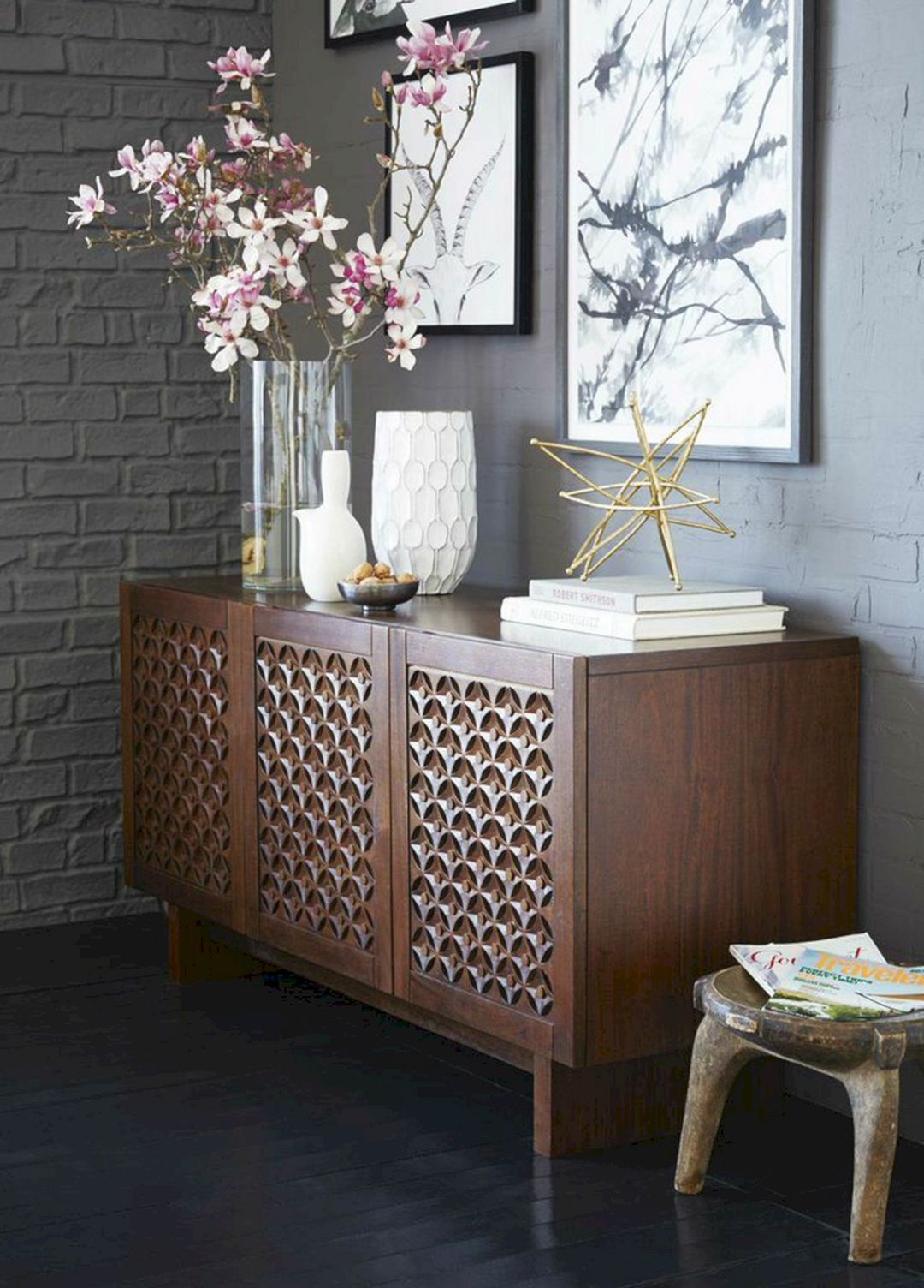 65 Best Inspirations: Mid Century Modern Sideboards And Throughout Contemporary Rolling Buffets (Photo 19 of 30)