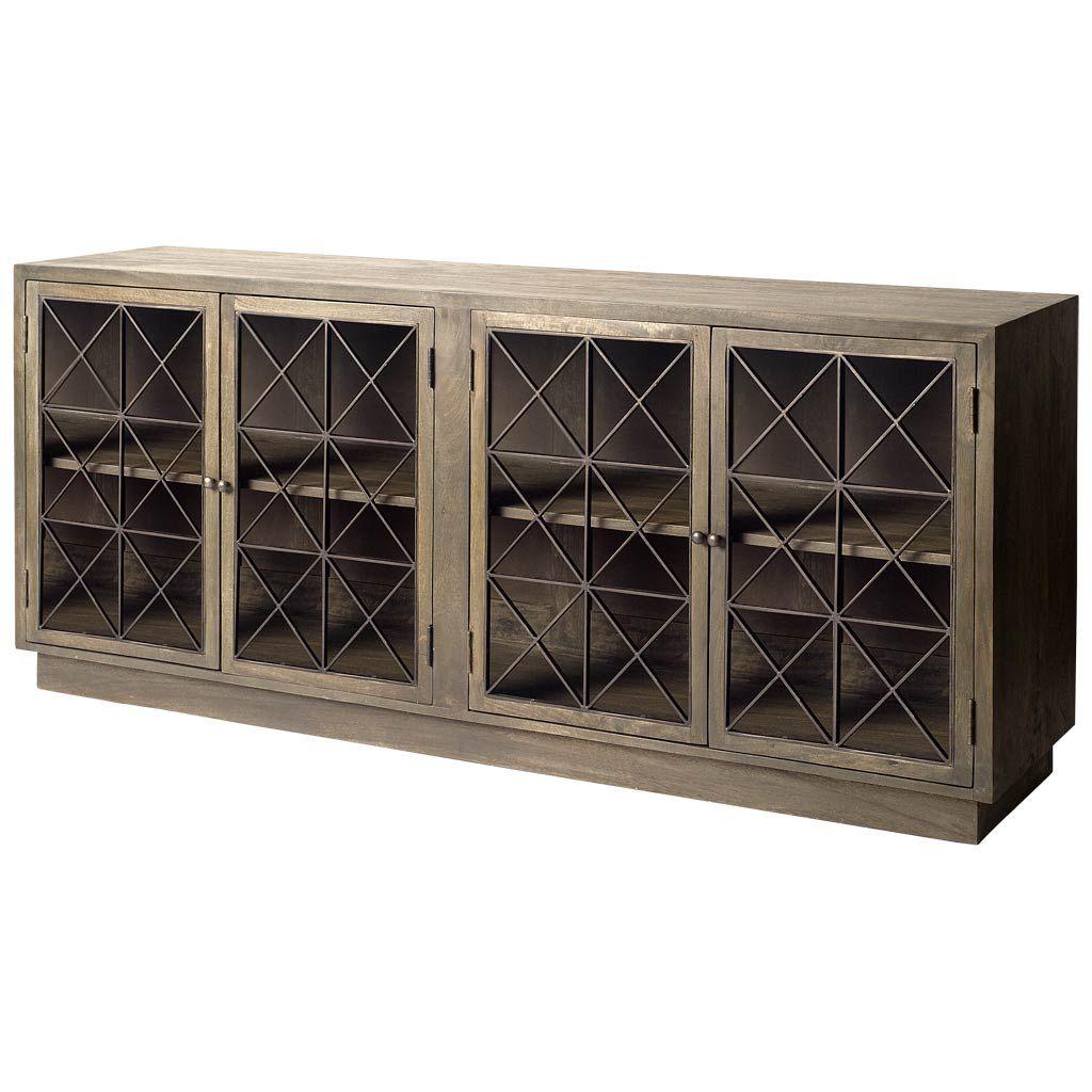 67104 Eldorado 800 | Misc Furniture | Walnut Sideboard Throughout Jessenia Sideboards (Gallery 8 of 30)