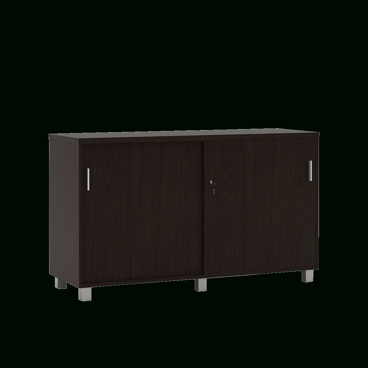800 Lockable Office Credenza In Colorful Leaves Credenzas (Photo 26 of 30)