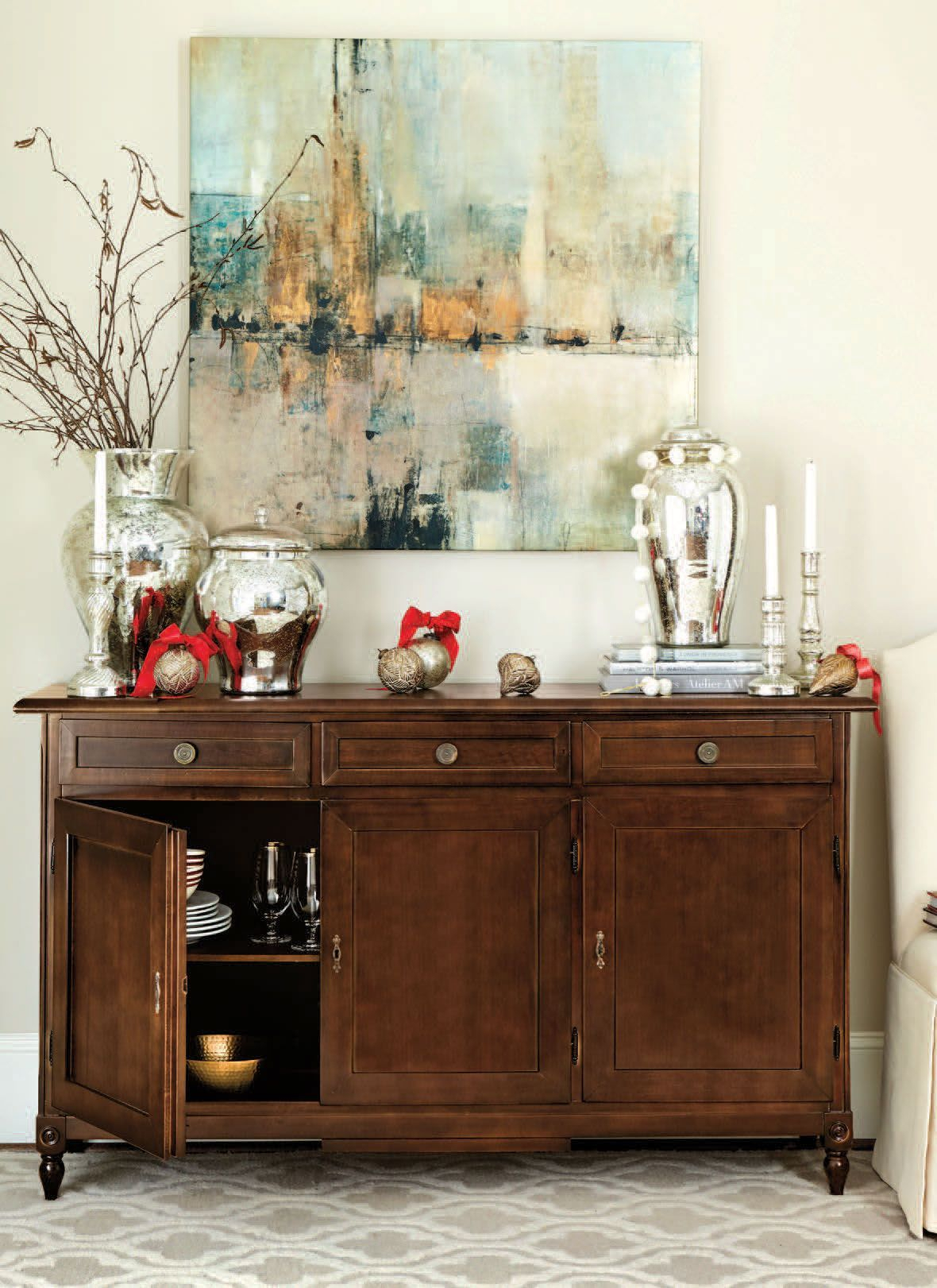 A Sideboard Is A Necessity In A Dining Room, And We Love The inside Whitten Sideboards (Image 1 of 30)