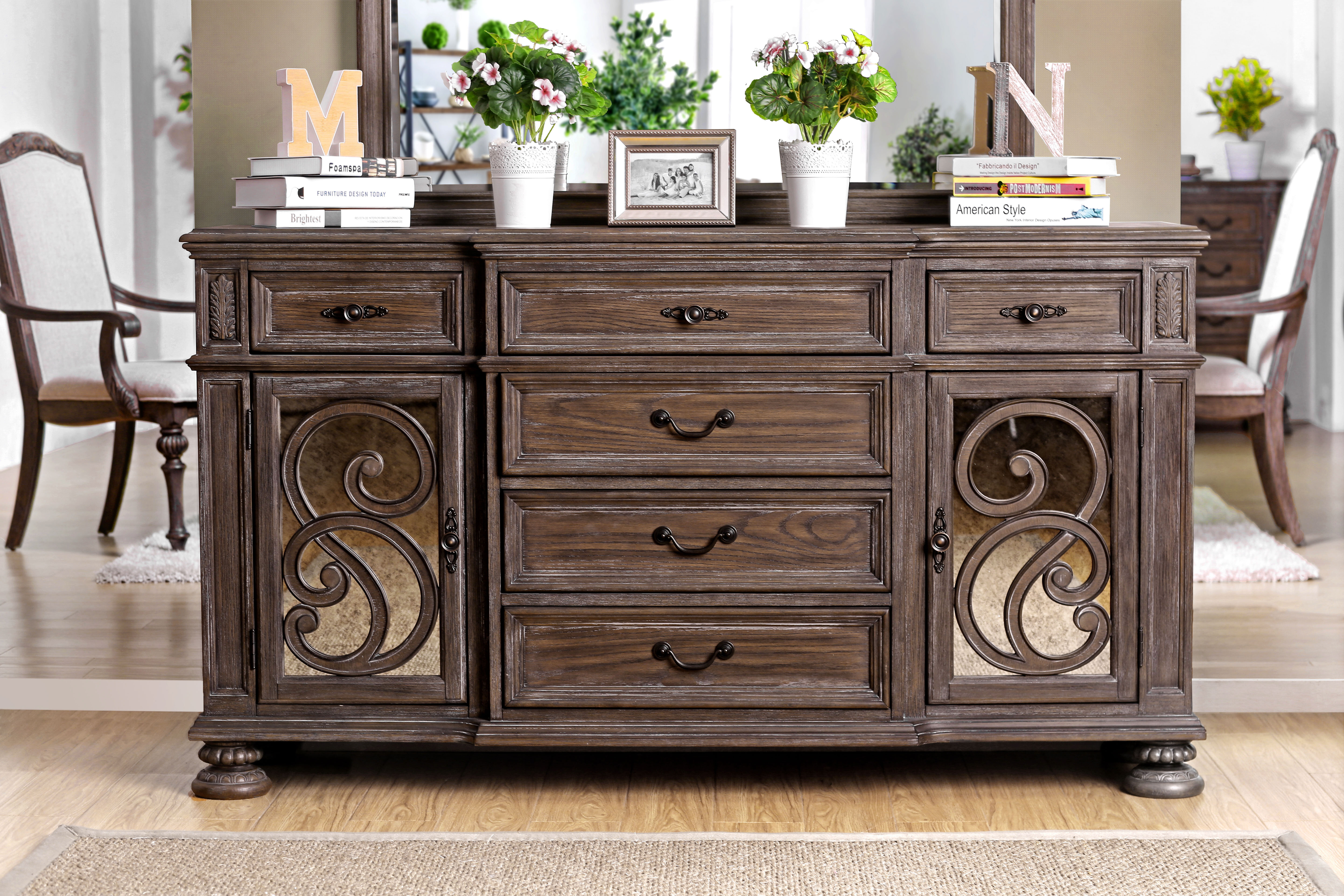 Abbottstown Sideboard In Steinhatchee Reclaimed Pine 4 Door Sideboards (View 5 of 30)