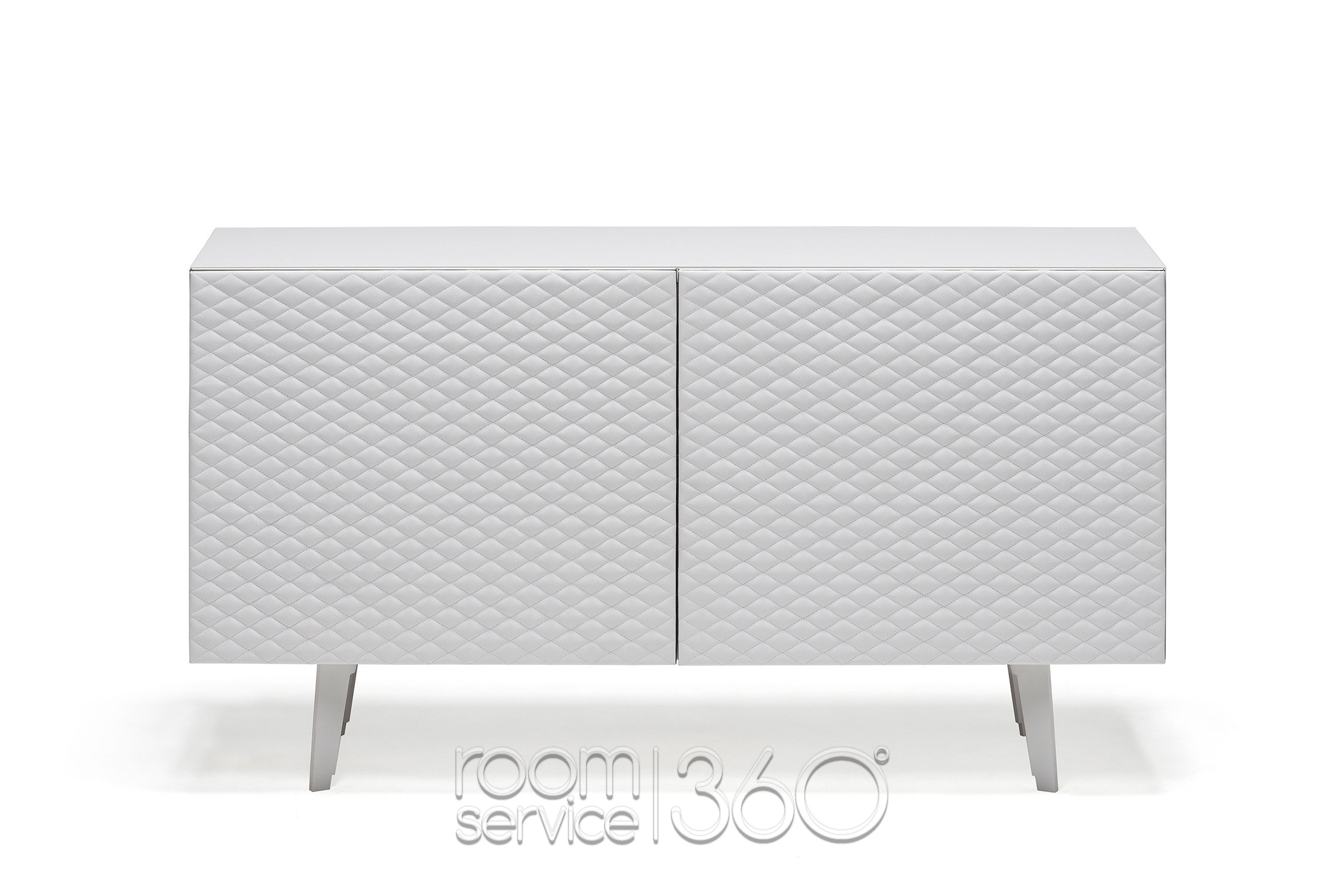 Absolut Leather Sideboardcattelan Italia | Room Service 360° Regarding 3 Drawer Titanium Buffets (View 1 of 30)
