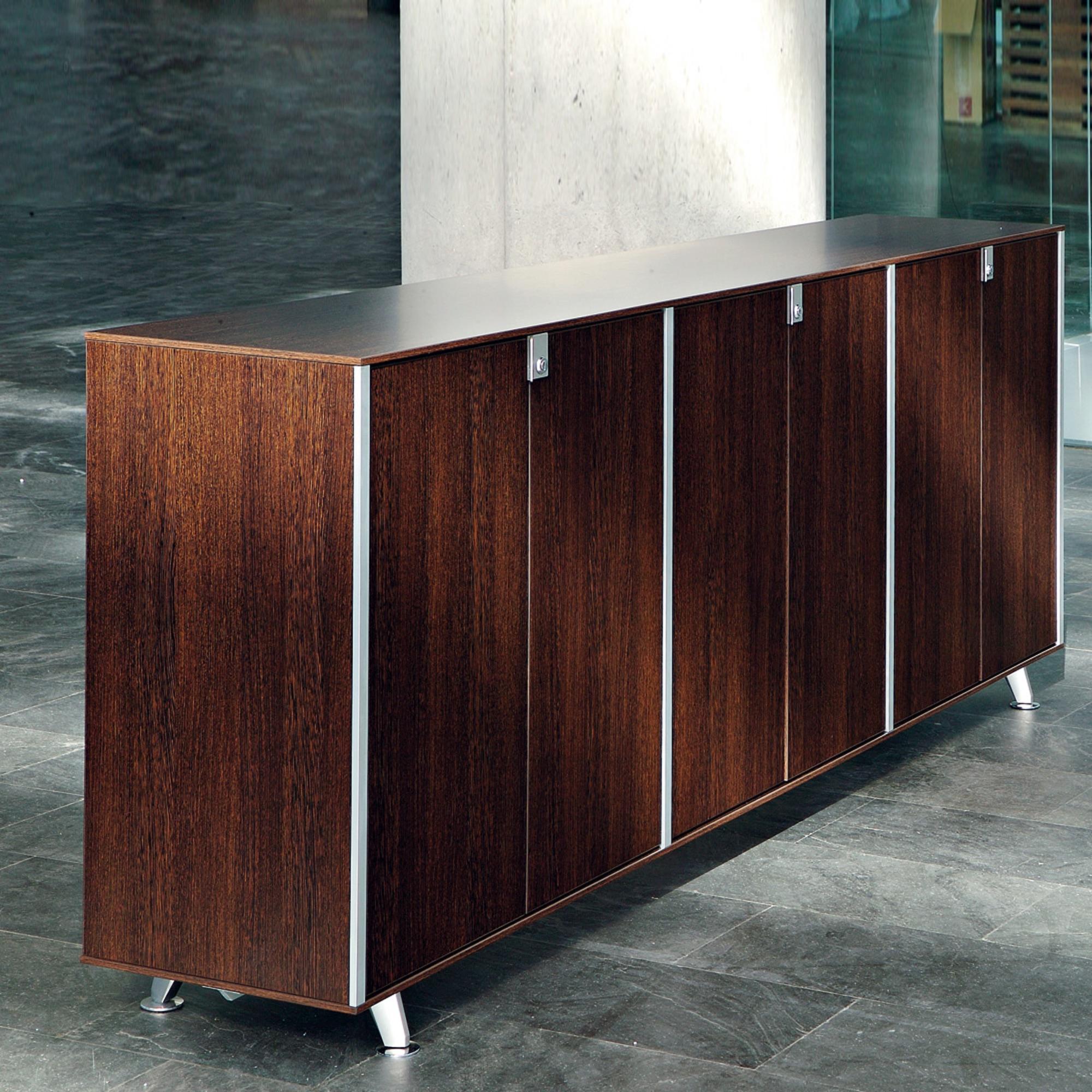 Actiu Block 35 Sideboard Mit Türen Aus Melamin 2Oh Pertaining To Alegre Sideboards (Image 1 of 30)