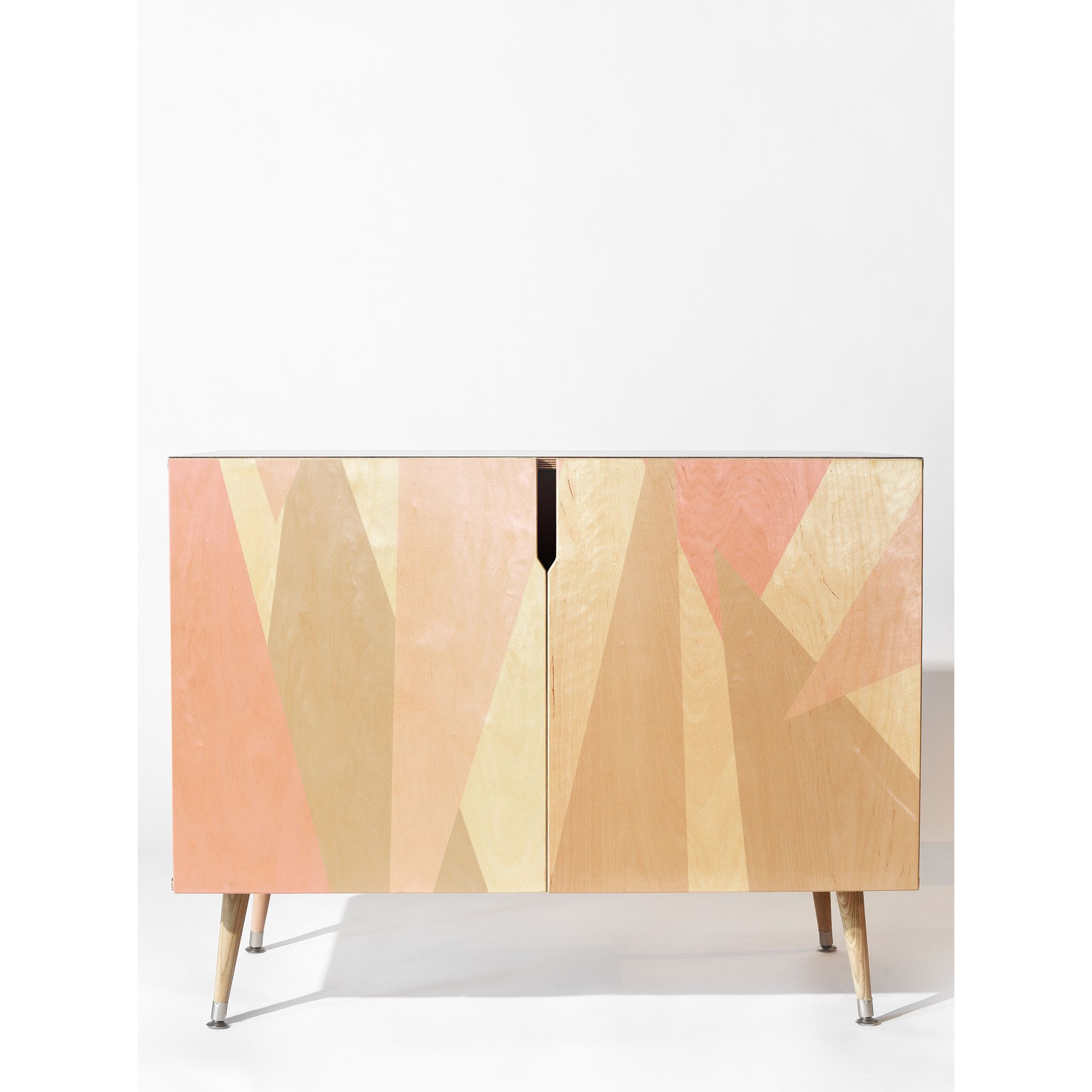 Allyson Johnson Flawless Credenza In 2019 | Ideas Throughout Wooden Deconstruction Credenzas (View 12 of 30)