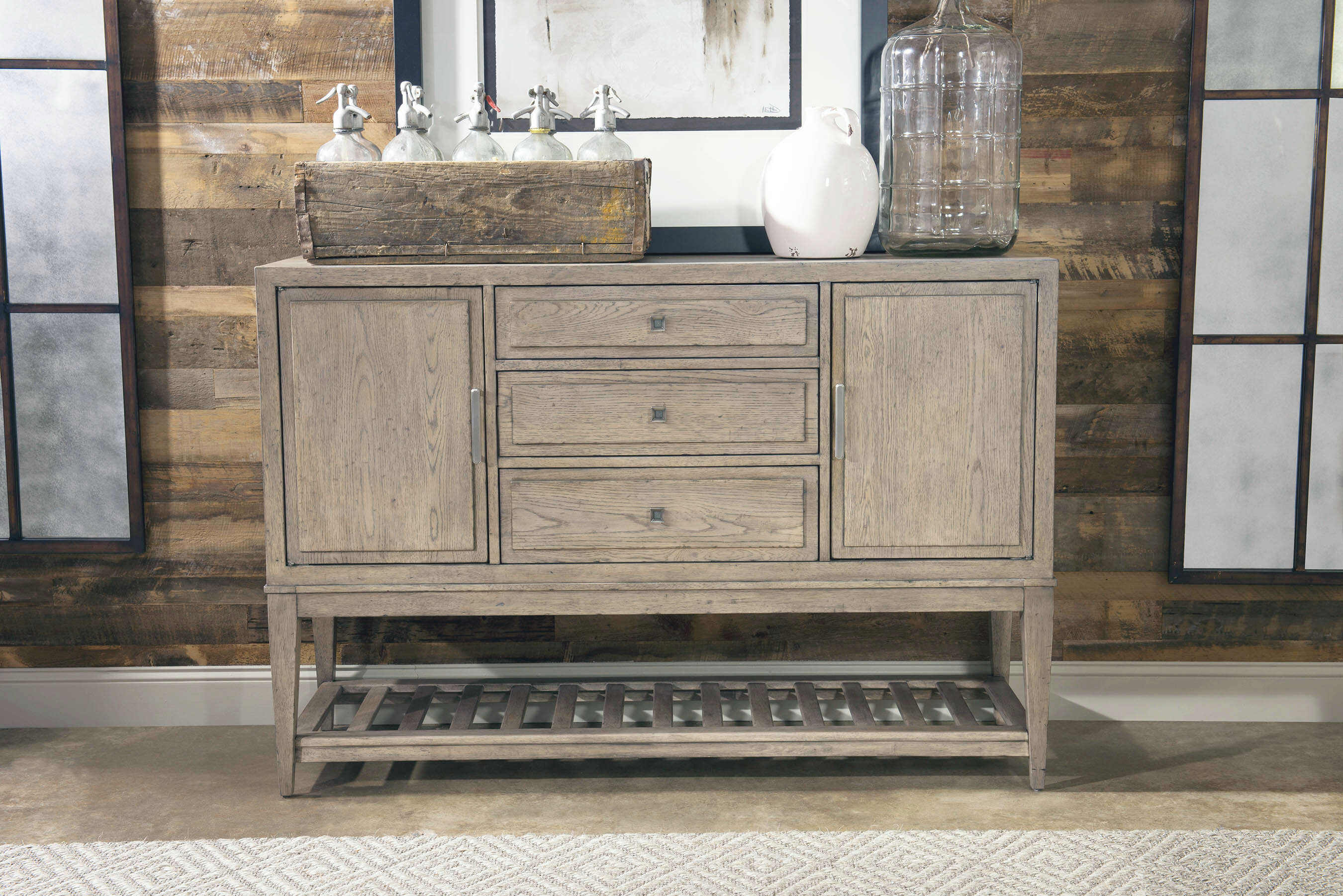 Amina Sideboard Inside Giulia 3 Drawer Credenzas (View 21 of 30)