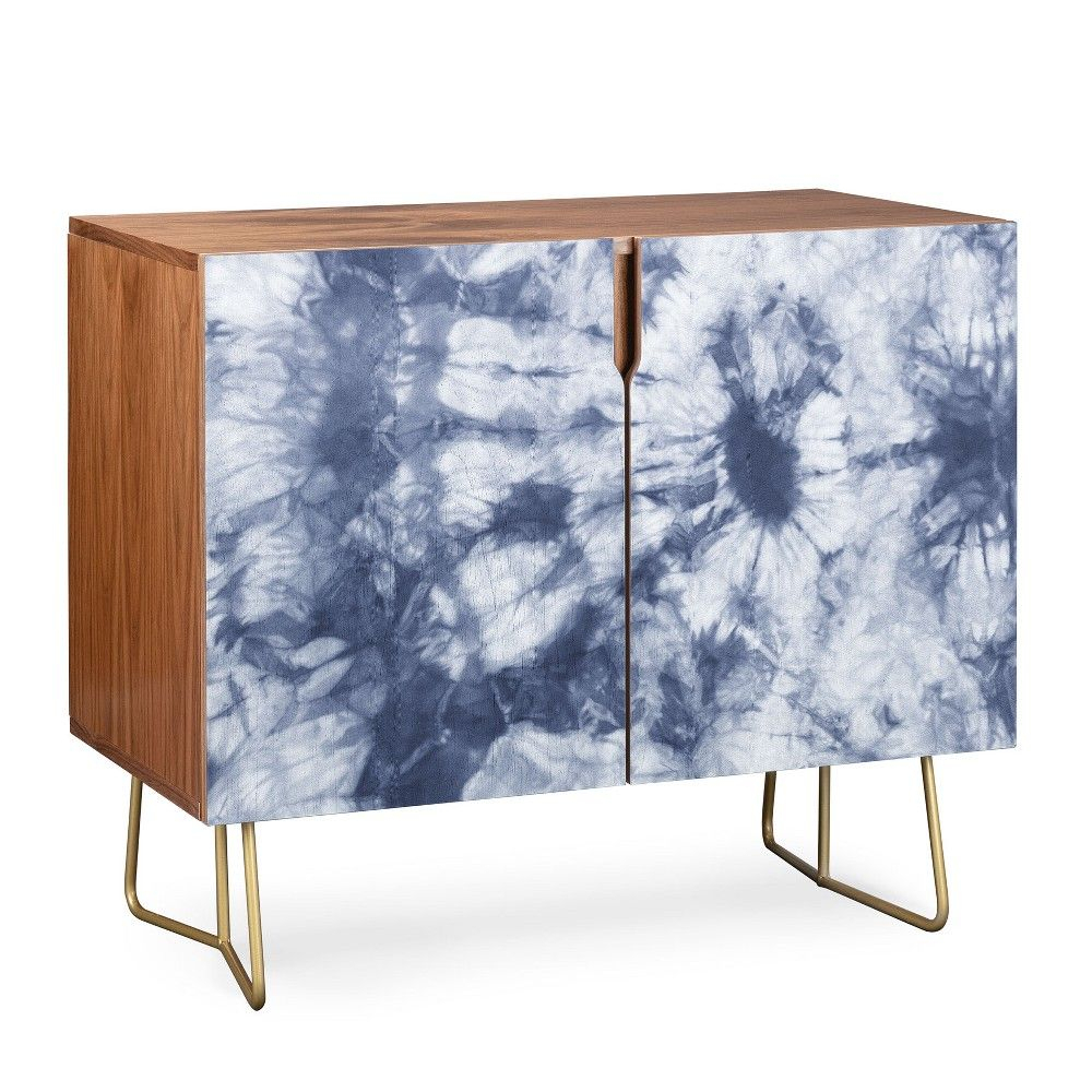 Popular Photo of Strokes And Waves Credenzas