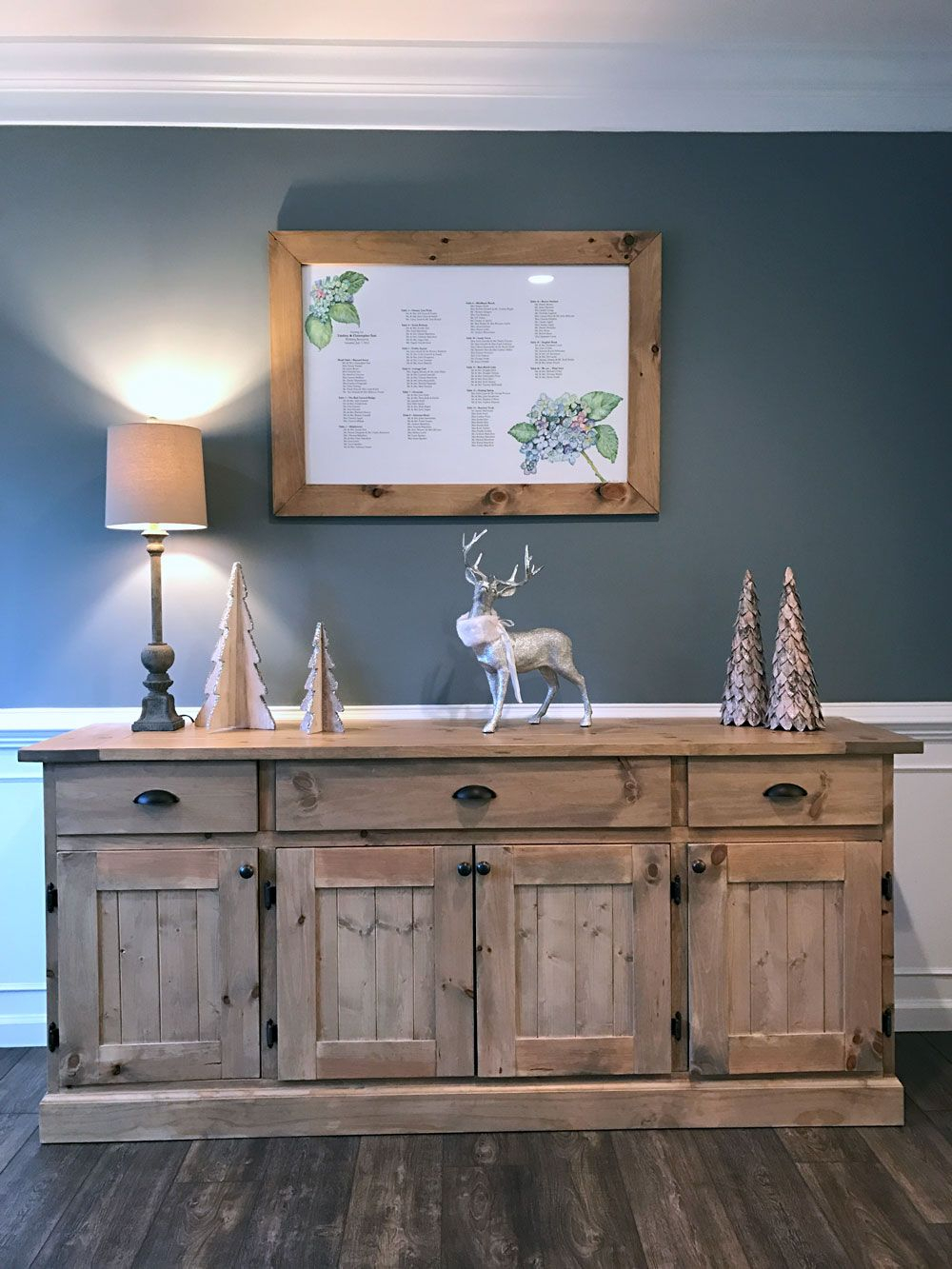 Ana White | Dining Room Buffet - Diy Projects | Best Made within Modern Natural Oak Dining Buffets (Image 2 of 30)
