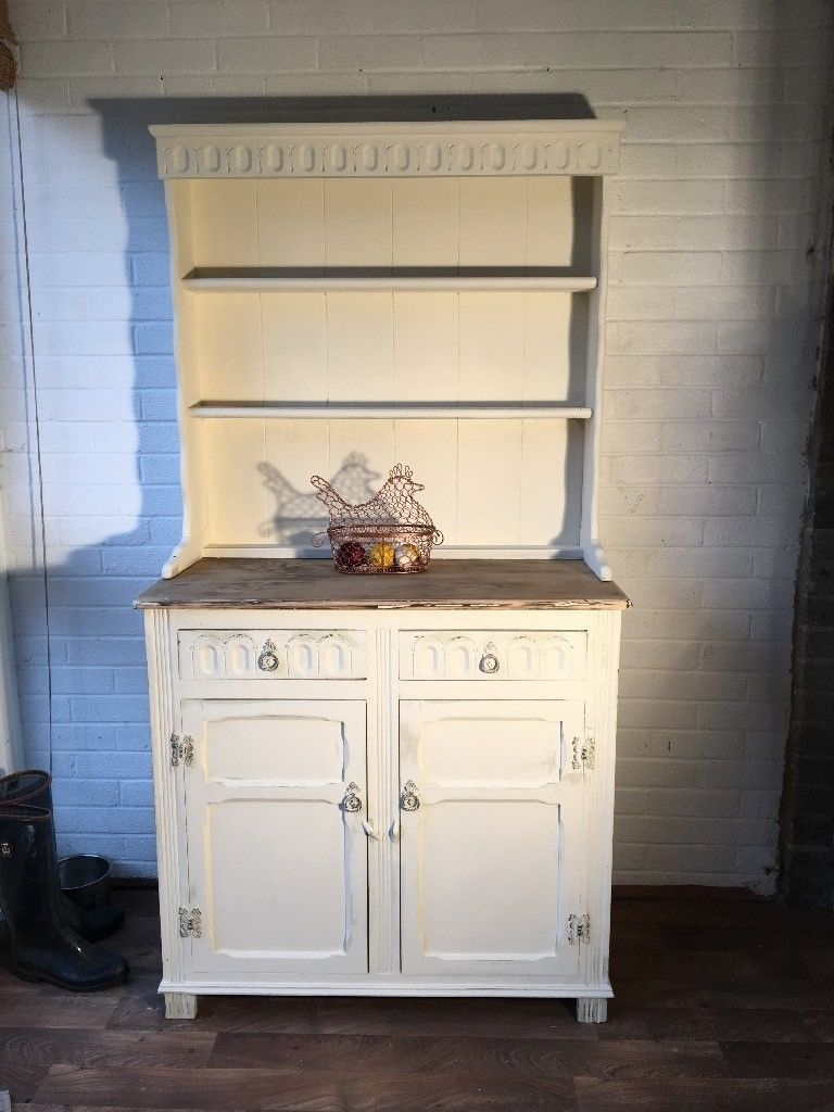 Antique Buffet Cabinet Lovely 20 Amazing Kitchen Buffet Within Simple Living Antique White Kendall Buffets (View 24 of 30)