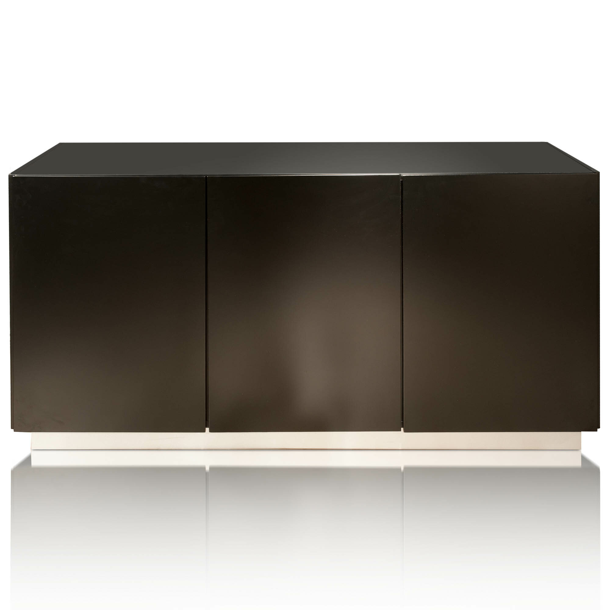 Arche Contemporary Sideboard Within Contemporary Black Buffets (View 2 of 30)