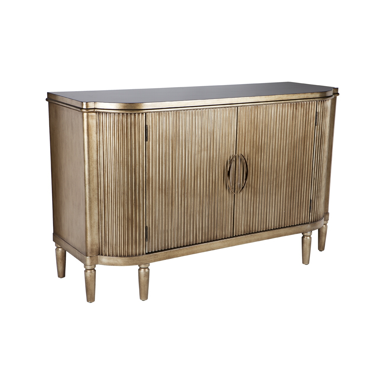 Arielle Buffet Within 2 Shelf Buffets With Curved Legs (View 3 of 30)