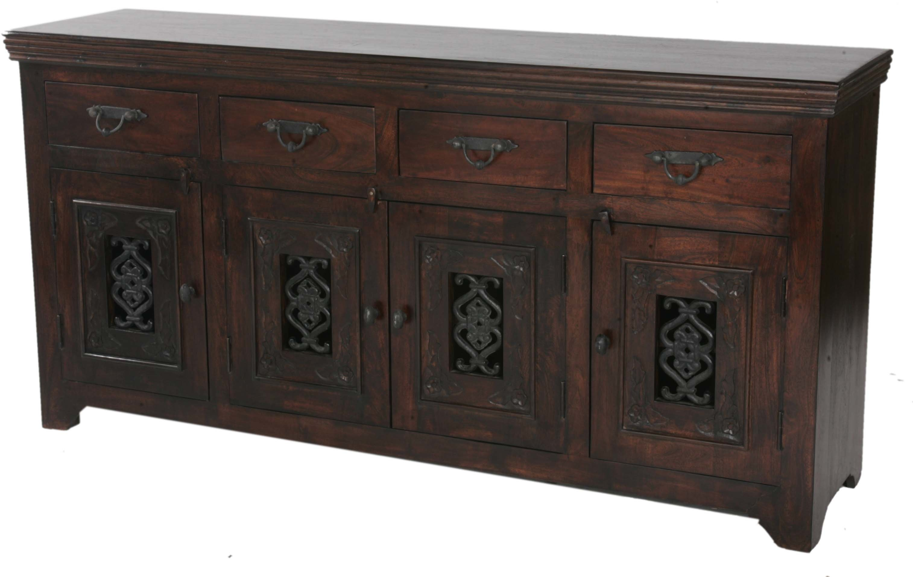 Aster Sideboard With Haroun Mocha Sideboards (View 8 of 30)
