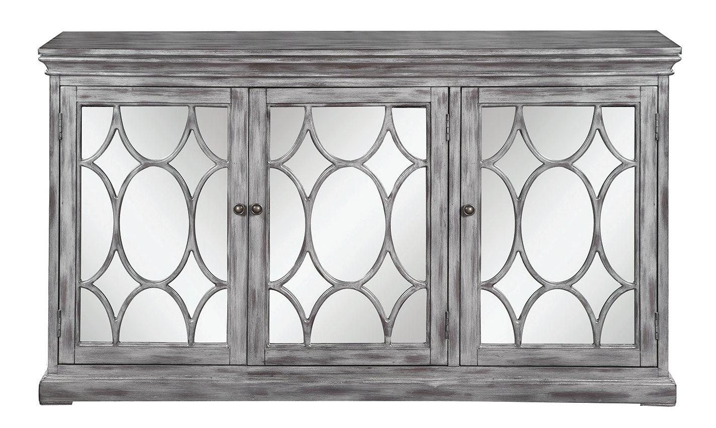 Aufregend Diondre 4 Door Accent Cabinet Likable East Kattie Within Kattie 4 Door Cabinets (View 11 of 30)