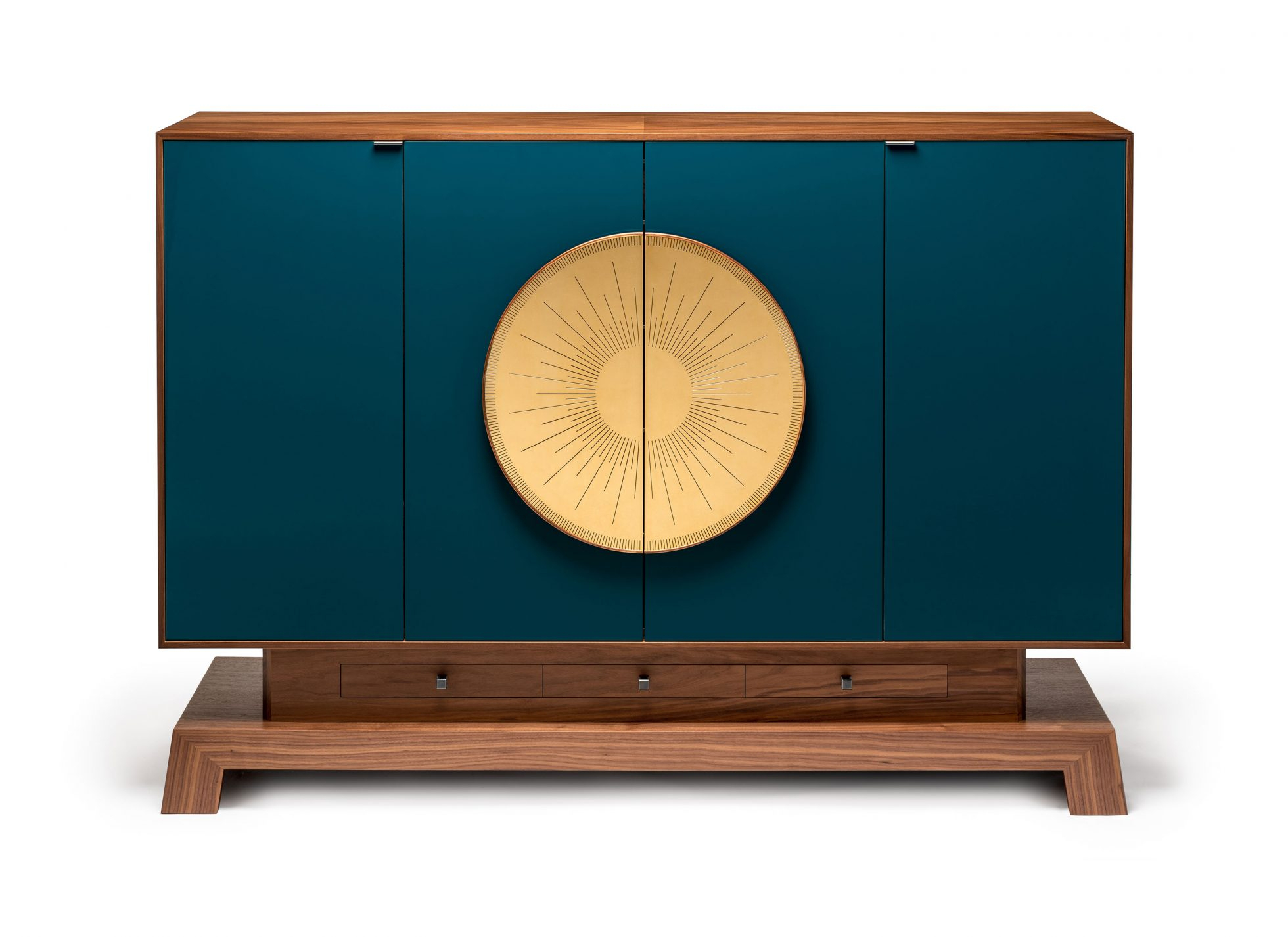 Bartleby Credenza – Lacquer – Amy Somerville London With Regard To Turquoise Skies Credenzas (View 19 of 30)