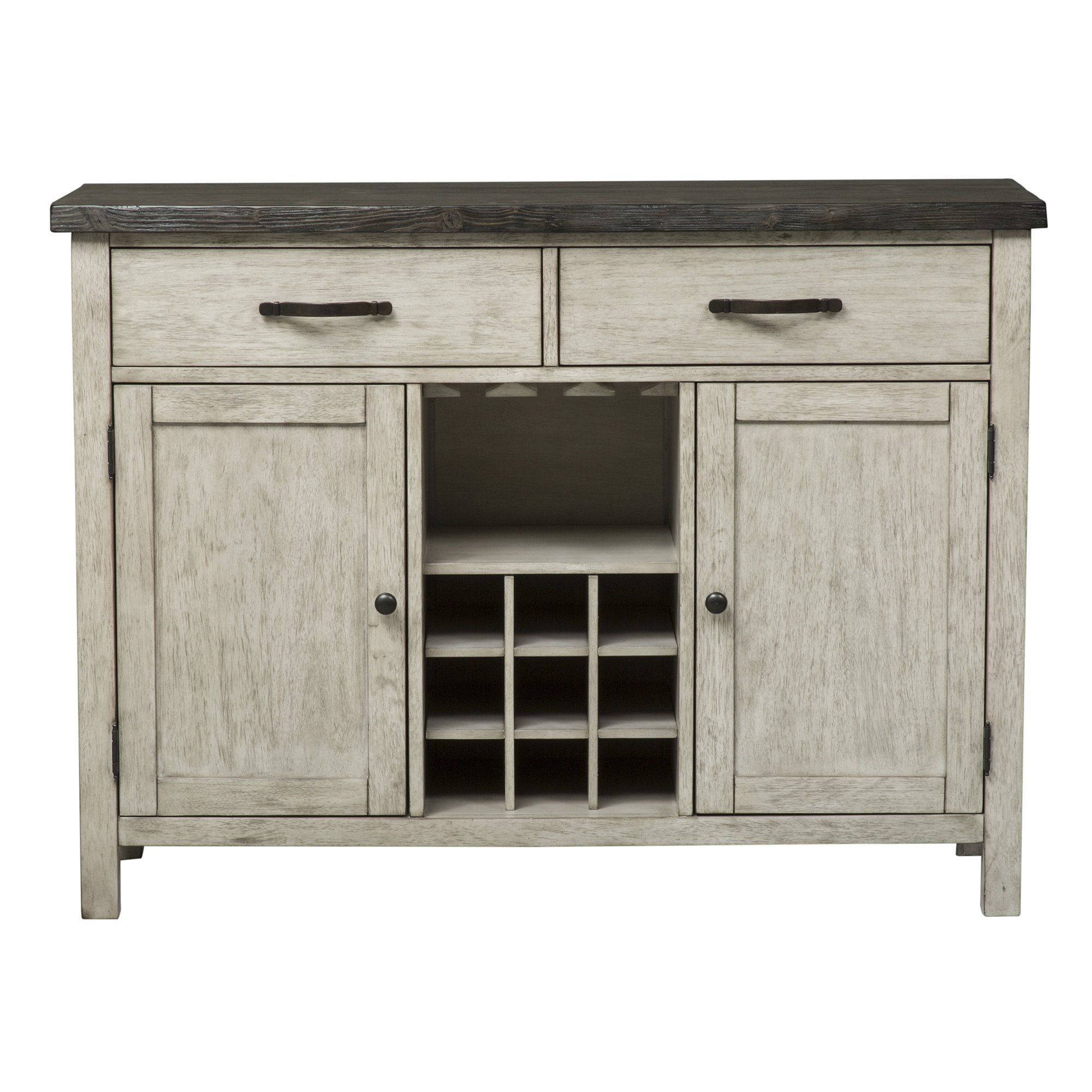 Beames Sideboard in Amityville Wood Sideboards (Image 15 of 30)