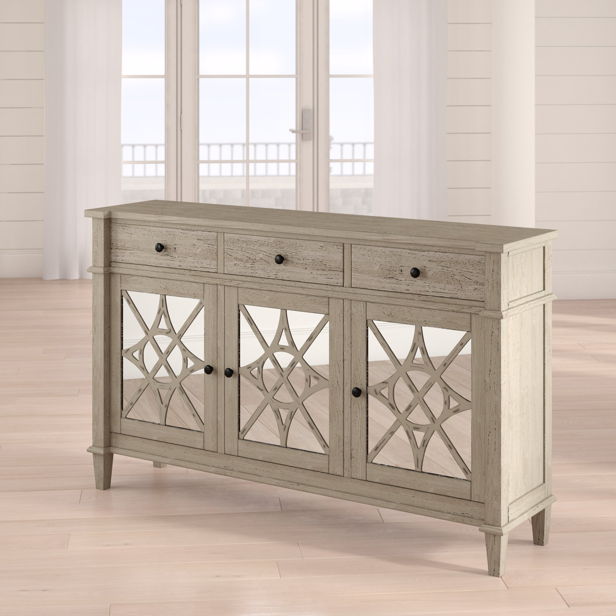 Birch Sideboard / Credenza Sideboards & Buffets You'll Love Pertaining To Tavant Sideboards (View 18 of 30)