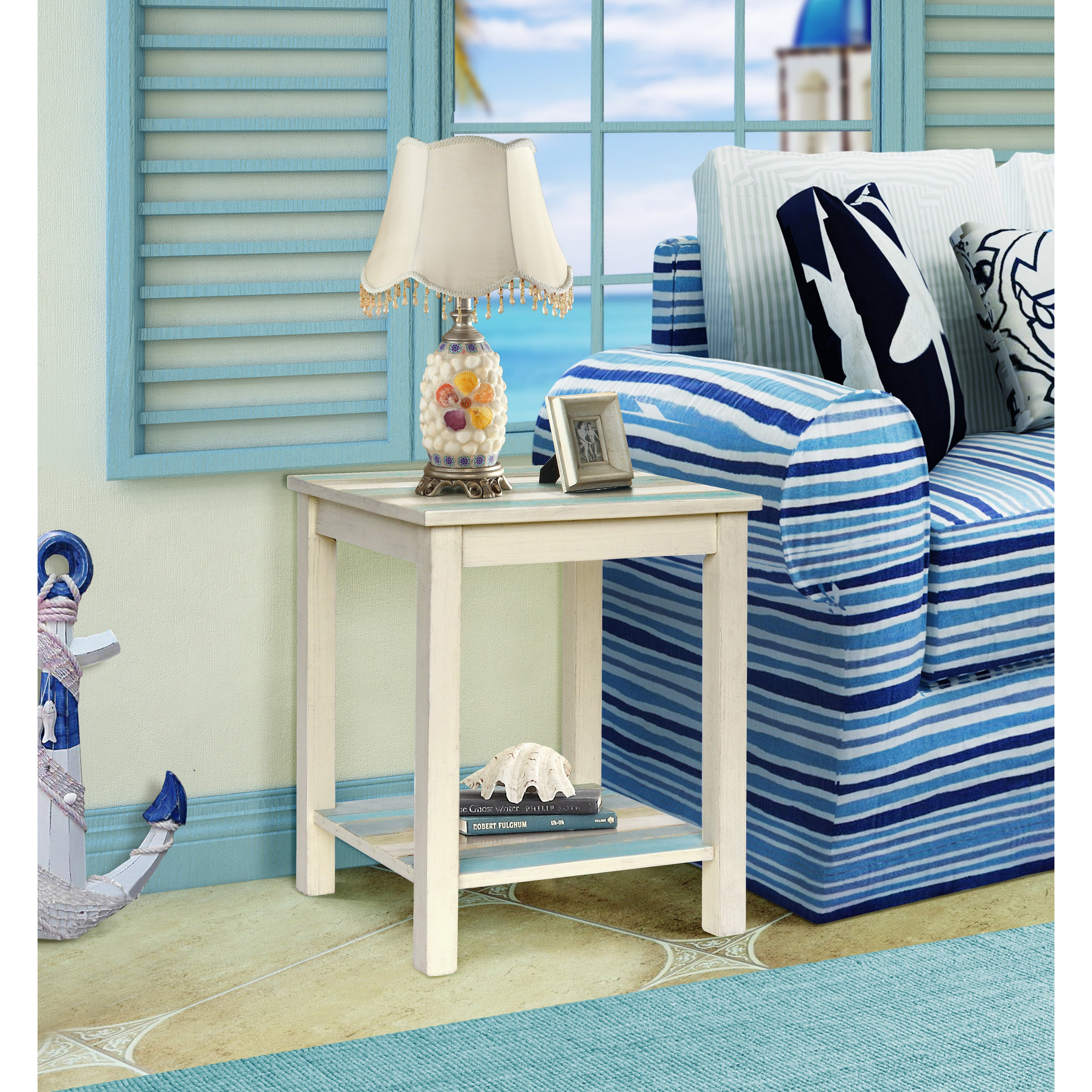Blue, Tropical Furniture | Shop Our Best Home Goods Deals intended for Juicy Guava Credenzas (Image 6 of 30)