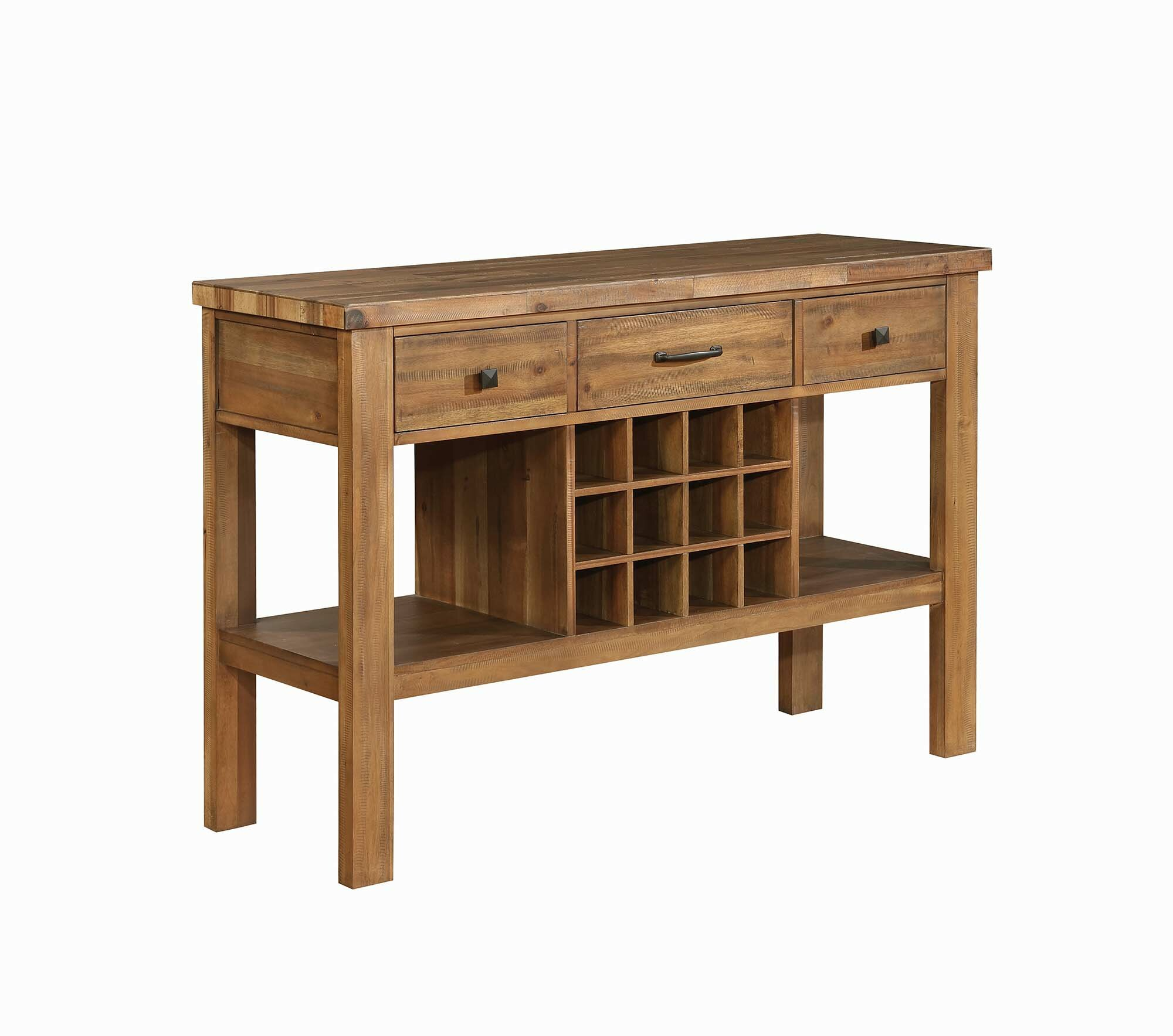Bolick 3 Drawer Buffet Table intended for Baleine 3 Drawer Sideboards (Image 11 of 30)