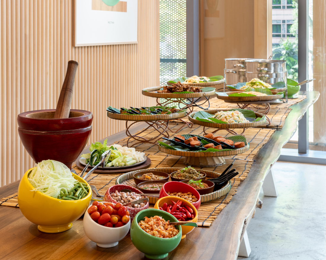 Bottomless Brunch In Singapore: Baan Ying Is The City's inside Industrial Concrete-Like Buffets (Image 6 of 30)