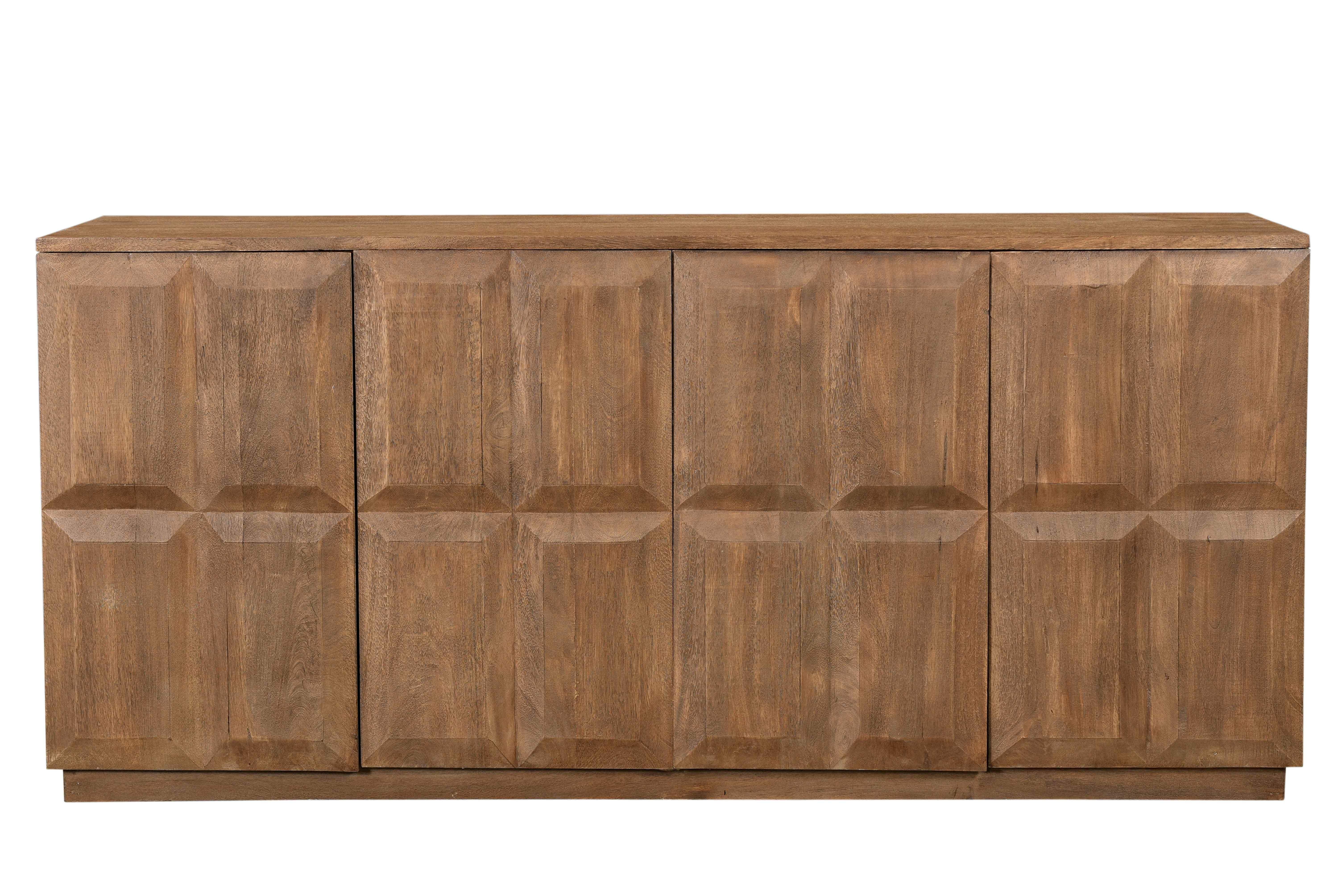 Bracamonte Sideboard throughout Jessenia Sideboards (Image 4 of 30)