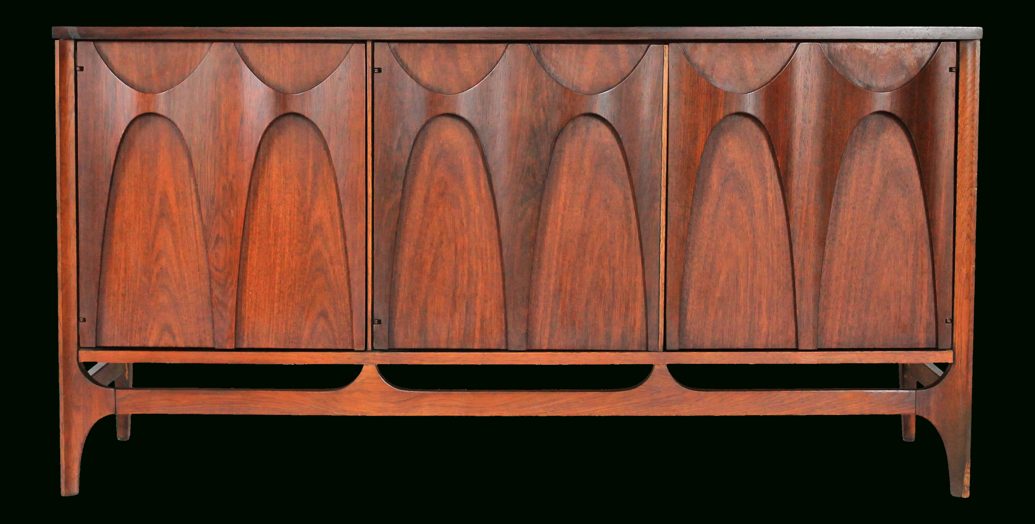 Broyhill Brasilia Credenza | I Dream In Vintage On Chairish Pertaining To Stephen Credenzas (View 3 of 30)