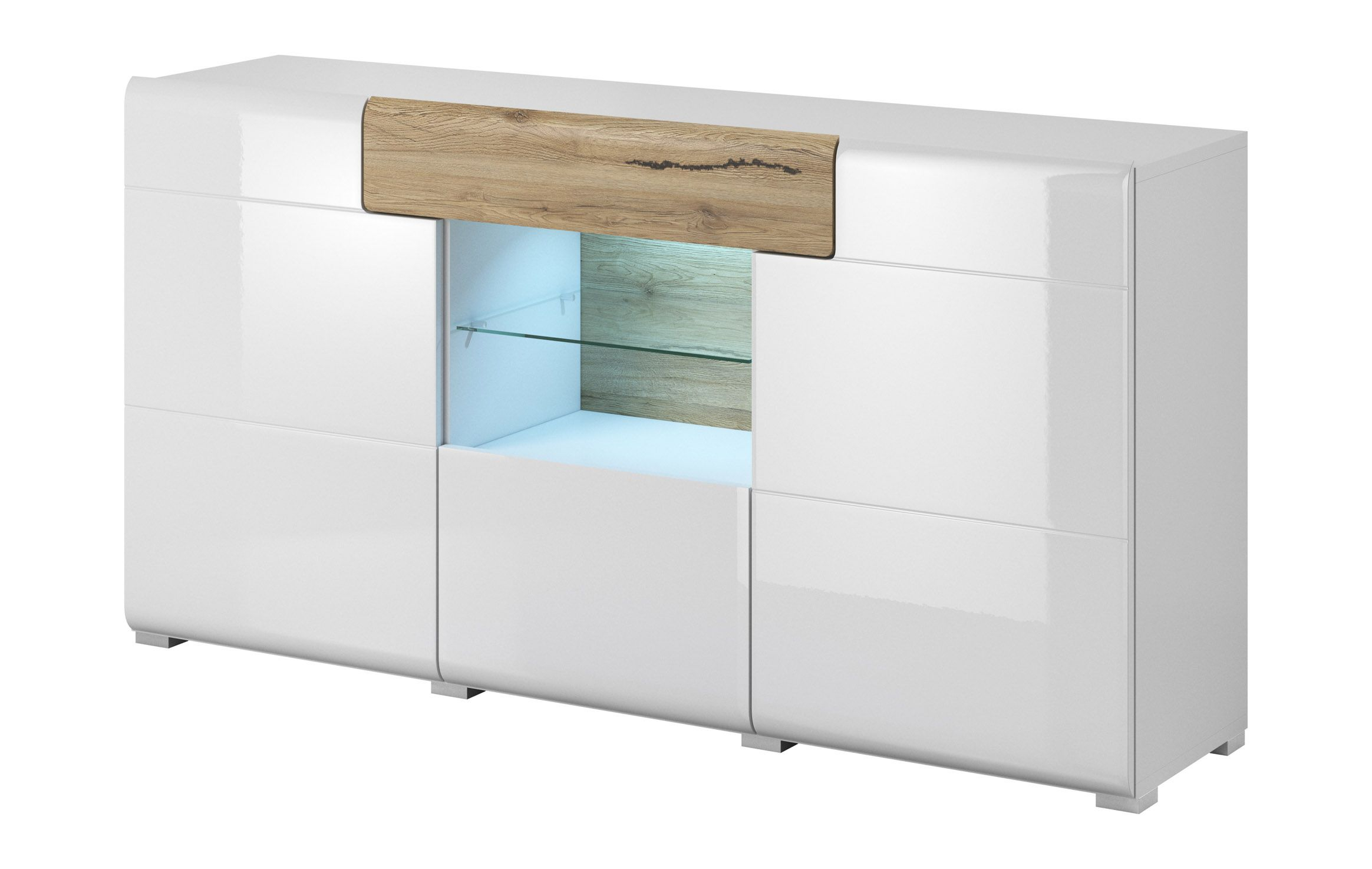 Buffet Toledo Typ26 – Commode Haute In 2019 | Commodes Pertaining To Cher Sideboards (View 3 of 30)