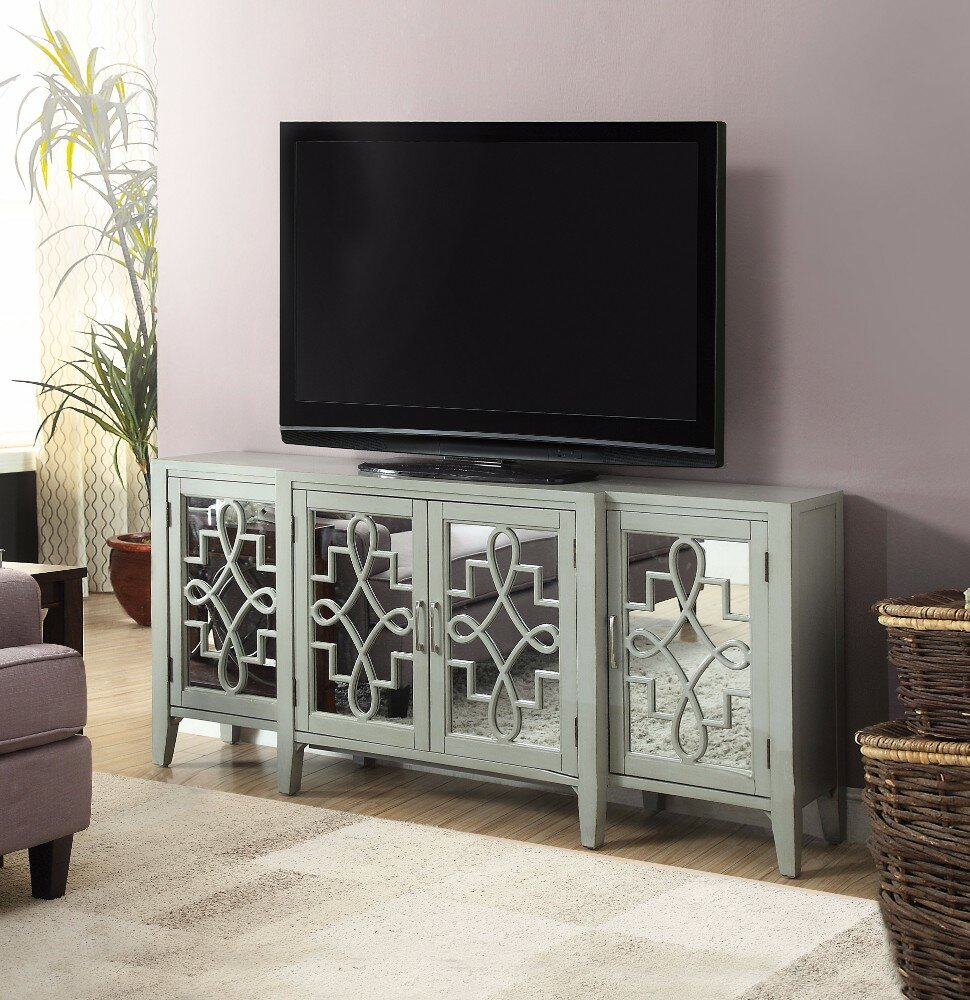 """Chanelle Tv Stand Throughout Parmelee Tv Stands For Tvs Up To 65"""" (View 18 of 30)"""
