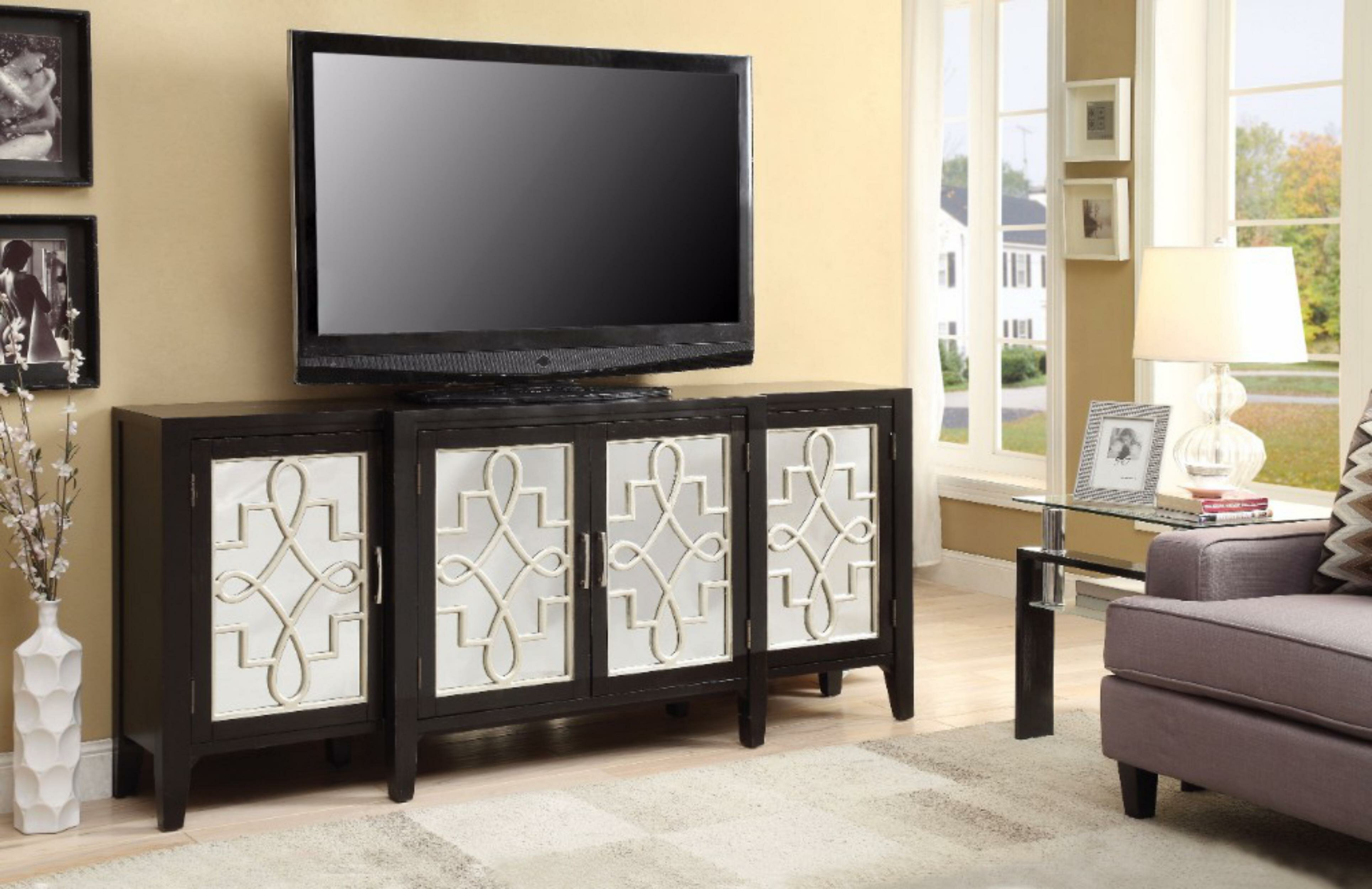 """Chanelle Tv Stand With Parmelee Tv Stands For Tvs Up To 65"""" (View 17 of 30)"""