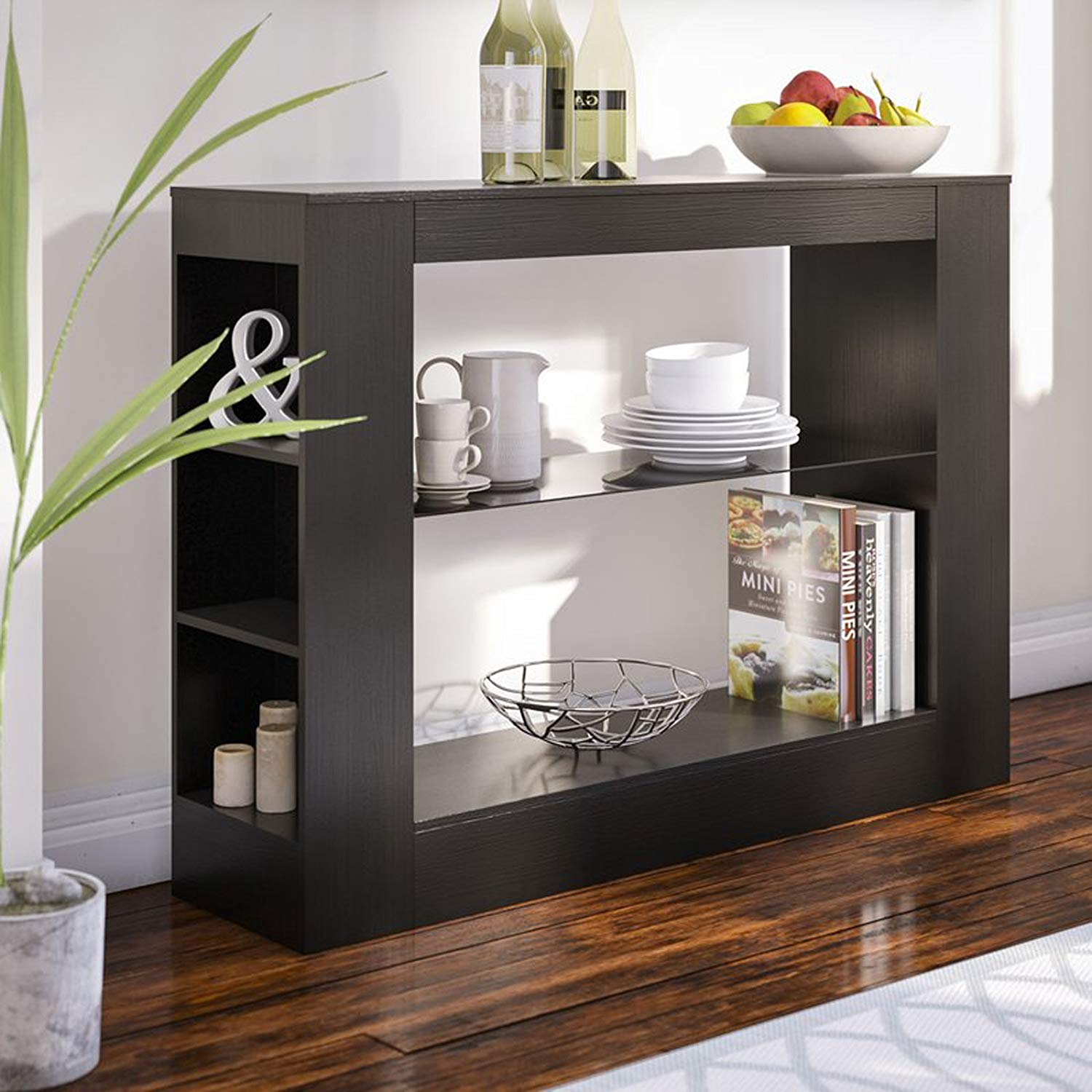 Cheap Black Dining Buffet, Find Black Dining Buffet Deals On intended for Industrial Cement-Like Multi-Storage Dining Buffets (Image 7 of 30)