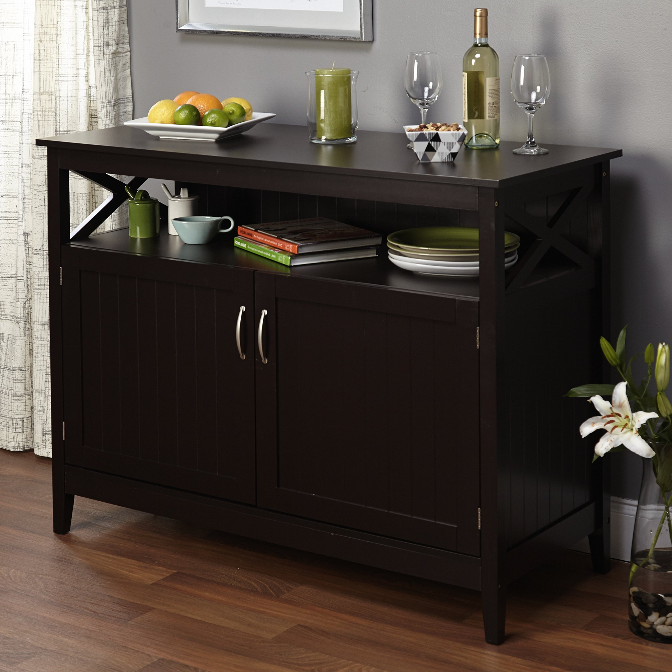 Cheap Contemporary Buffet, Find Contemporary Buffet Deals On For Contemporary Espresso Dining Buffets (View 5 of 30)