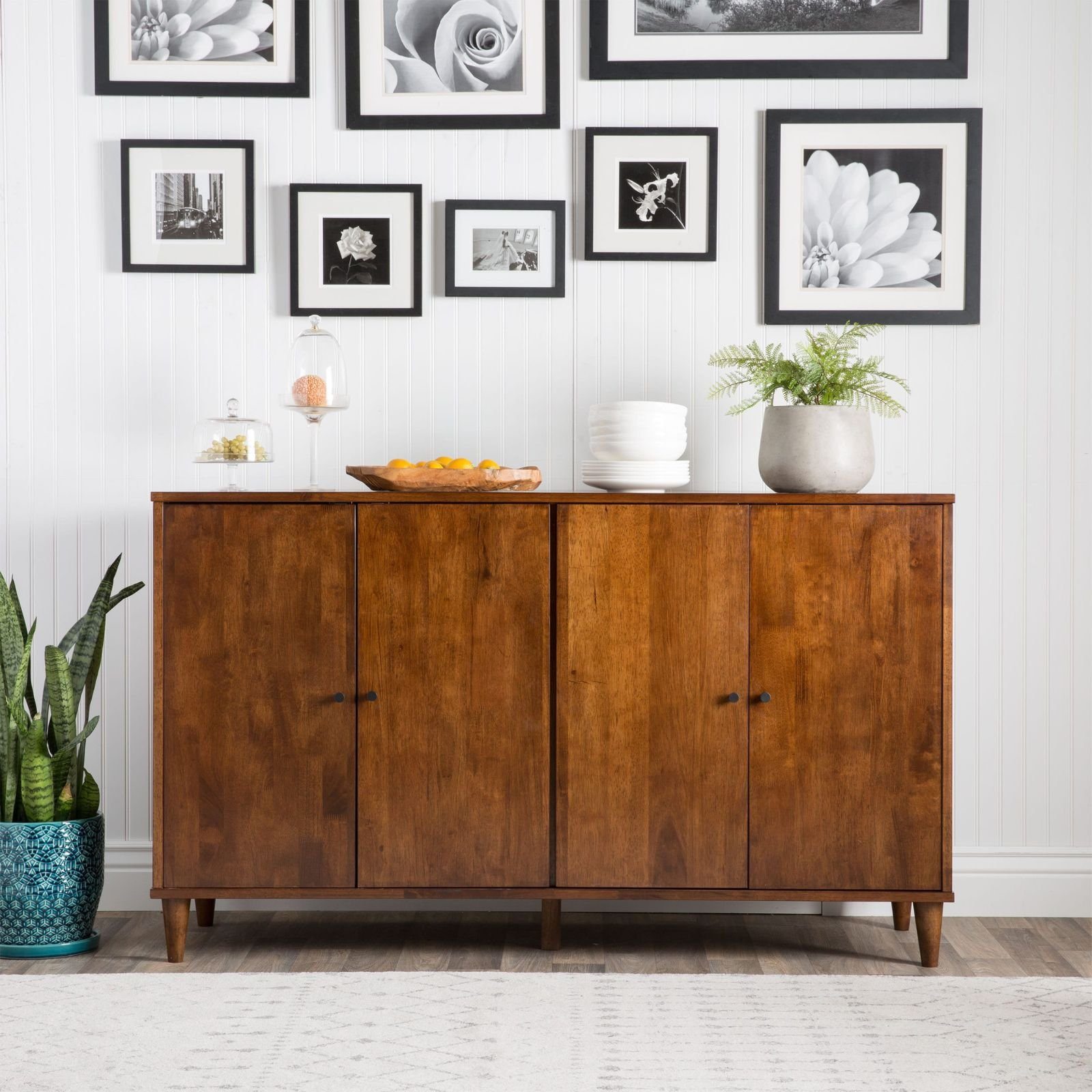 Cheap Living Room Buffet Cabinet, Find Living Room Buffet Pertaining To Simple Living Montego Black Wooden Buffets (View 7 of 30)