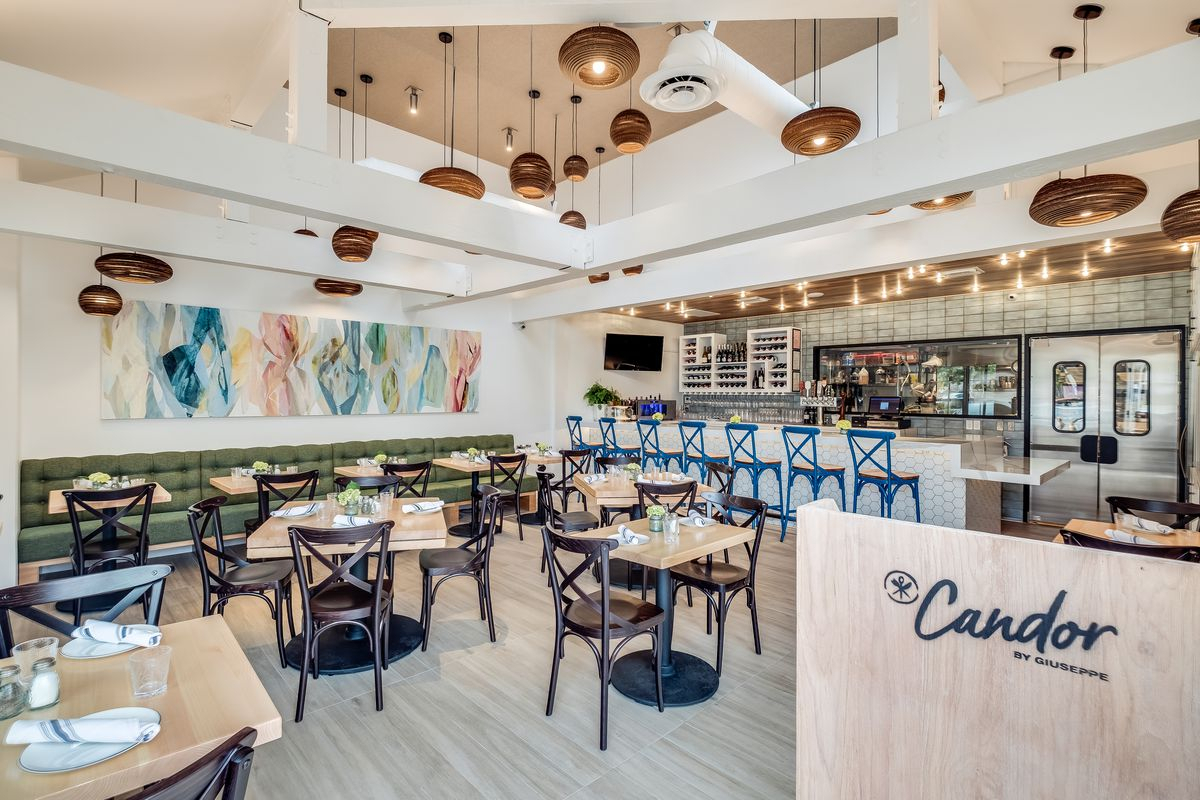 Chic Contemporary Bistro And Wine Bar Lands In La Jolla For Contemporary Wine Bar Buffets (View 11 of 30)