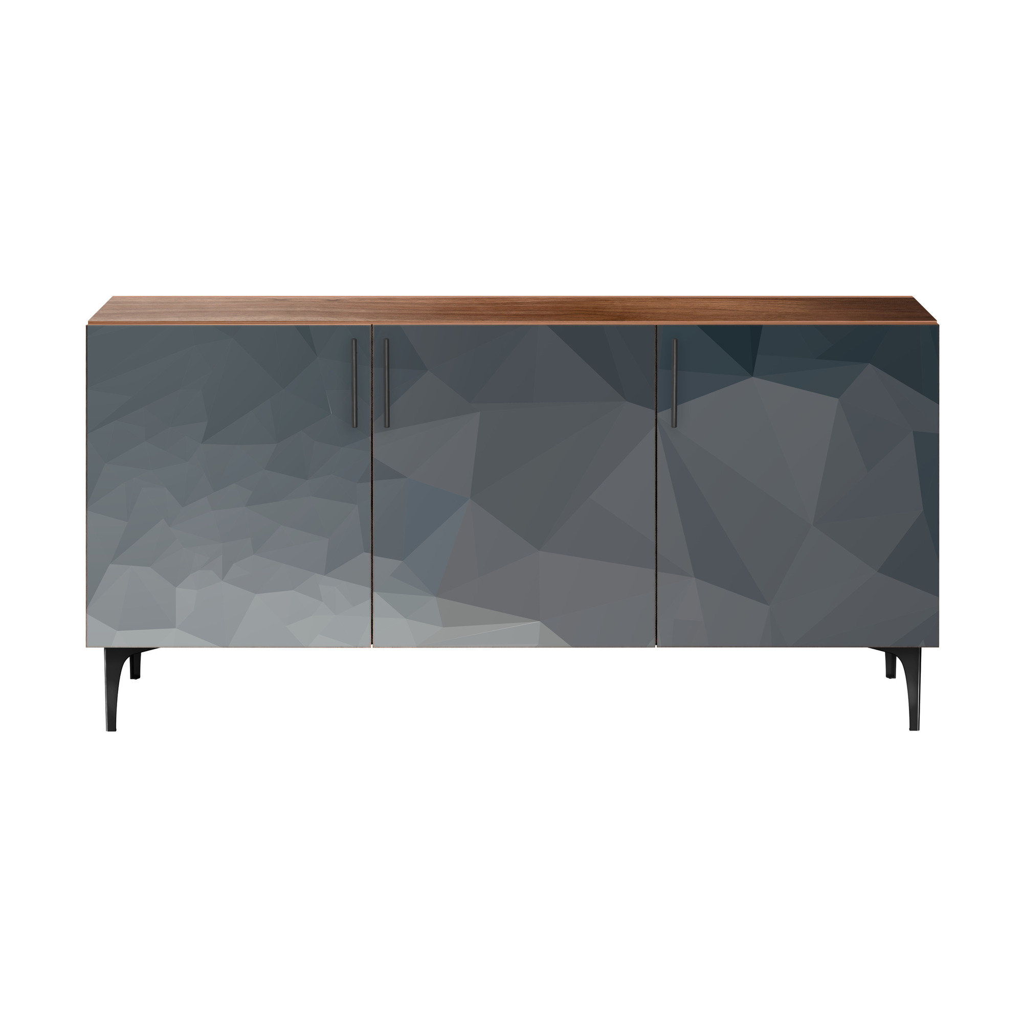 Chrome Sideboards & Buffets You'll Love In 2019 | Wayfair Regarding Clifton Sideboards (View 2 of 30)