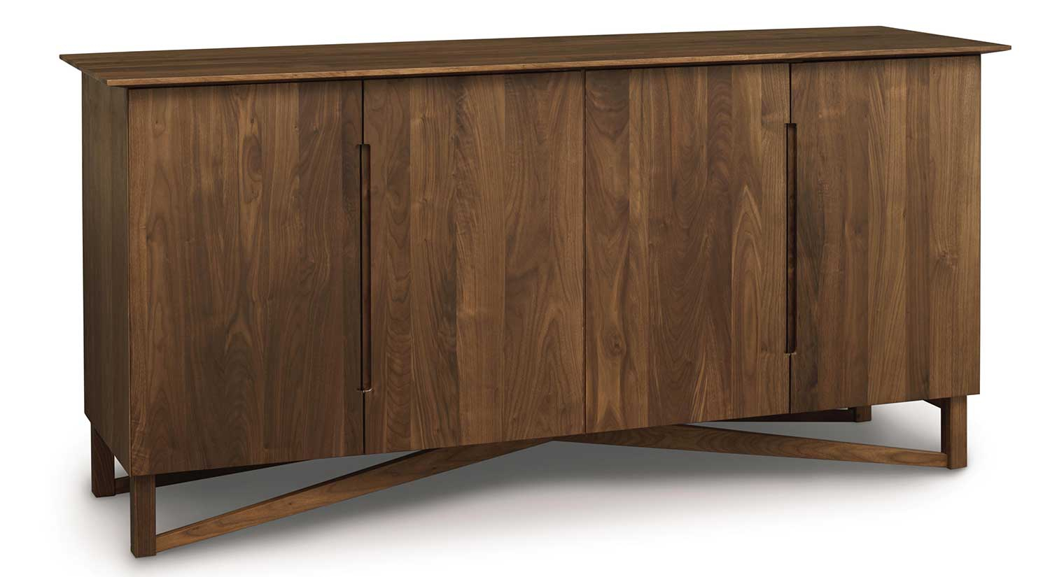 Circle Furniture – Exeter Buffet | Contemporary Buffet Inside Contemporary Buffets (View 6 of 30)