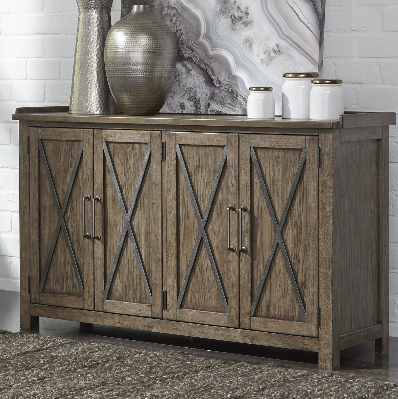 Cleaver Sideboard Within Lowrey Credenzas (View 10 of 30)